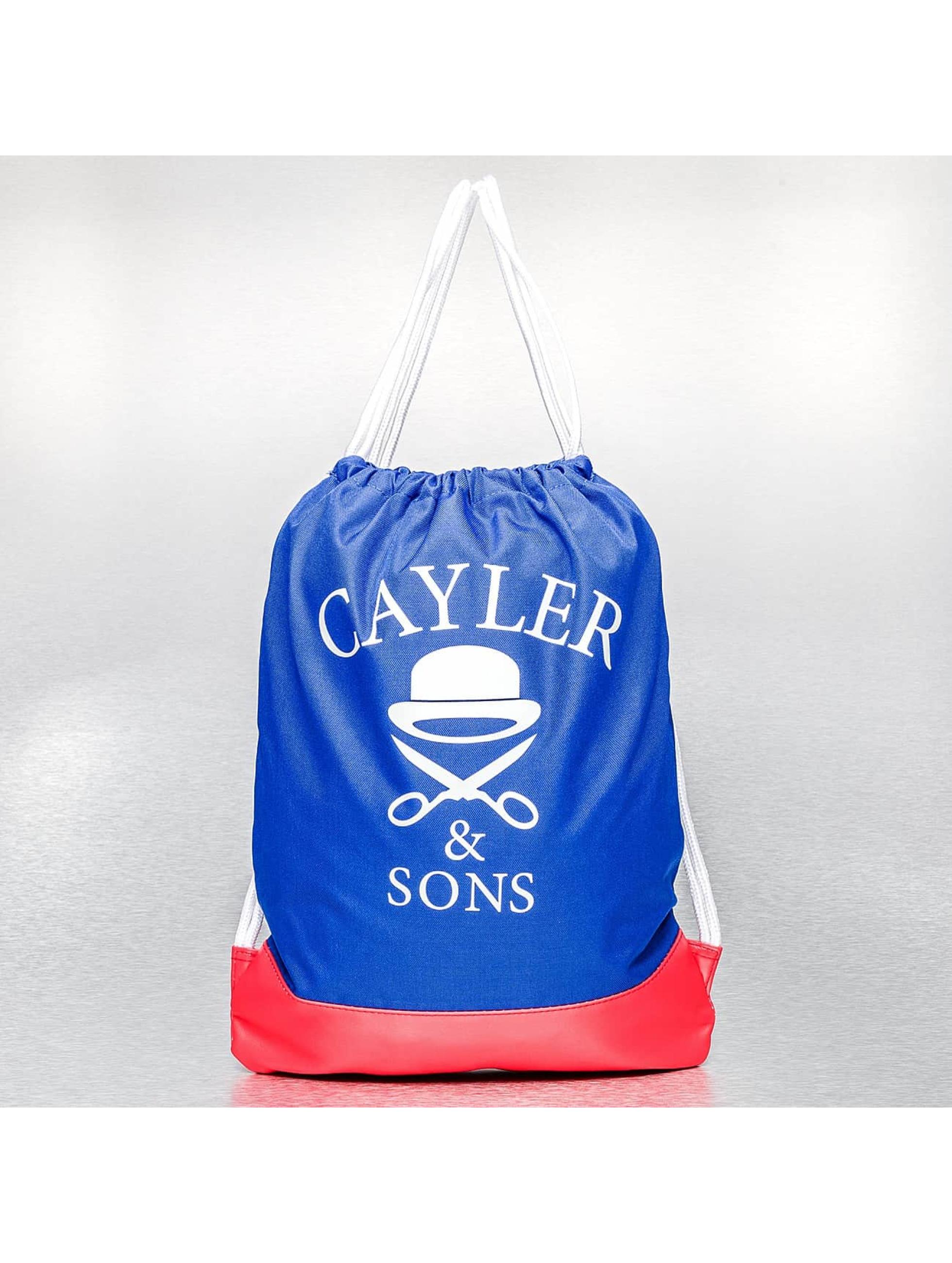 Cayler & Sons Beutel White Widow синий