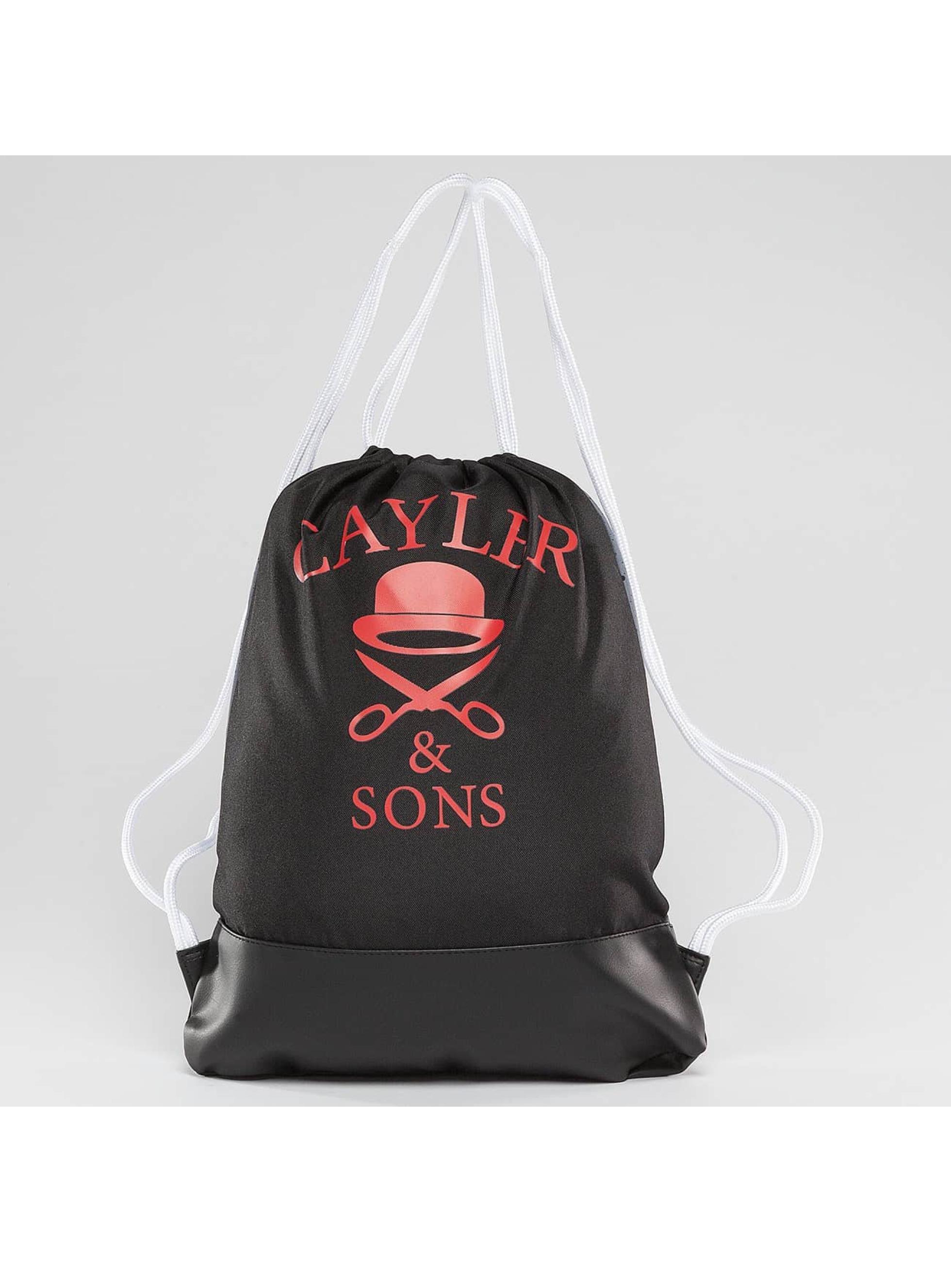 Cayler & Sons Beutel Trust grau