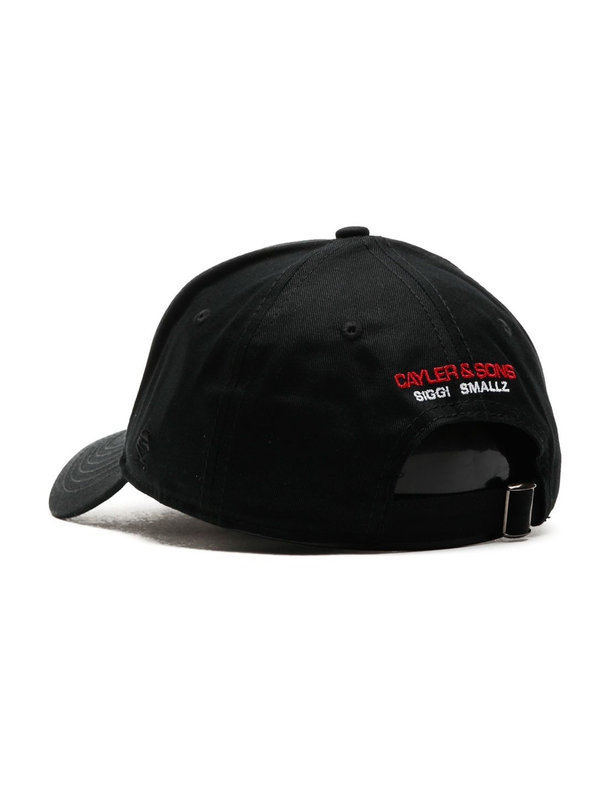 Cayler & Sons Gorra Snapback WL Siggi Sports Curved negro