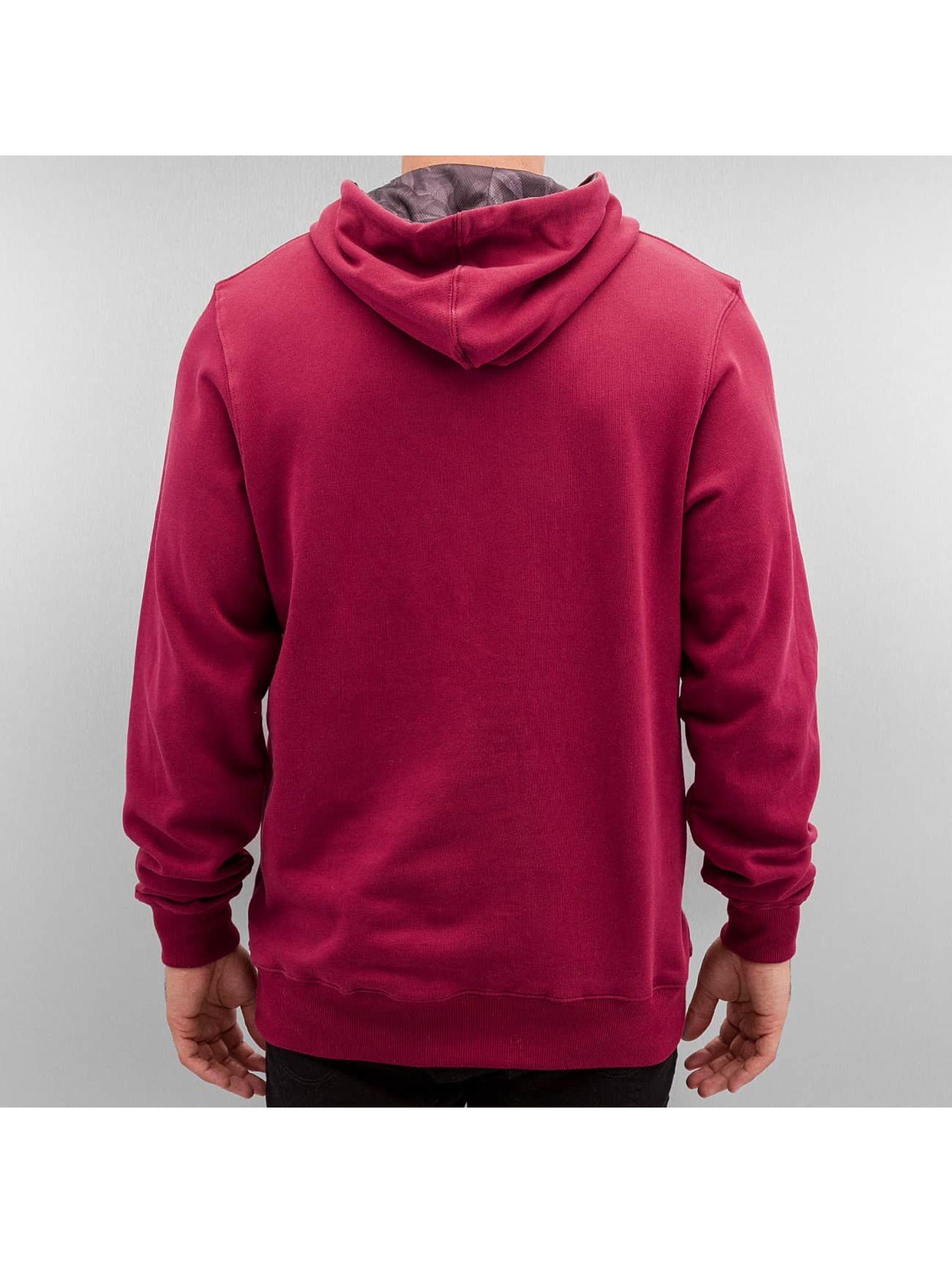 Cayler & Sons Hoodie Green Label B&M red