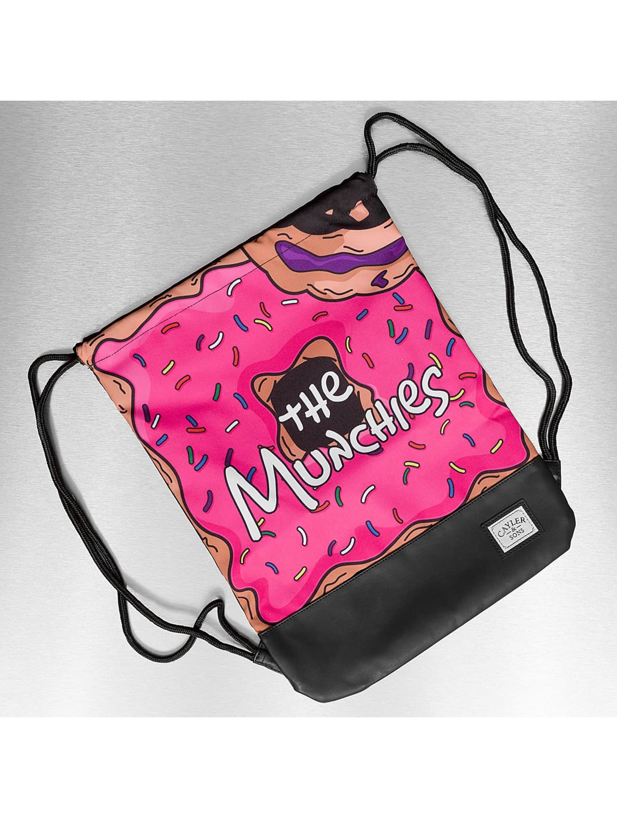 Cayler & Sons Shopper Munchies pink
