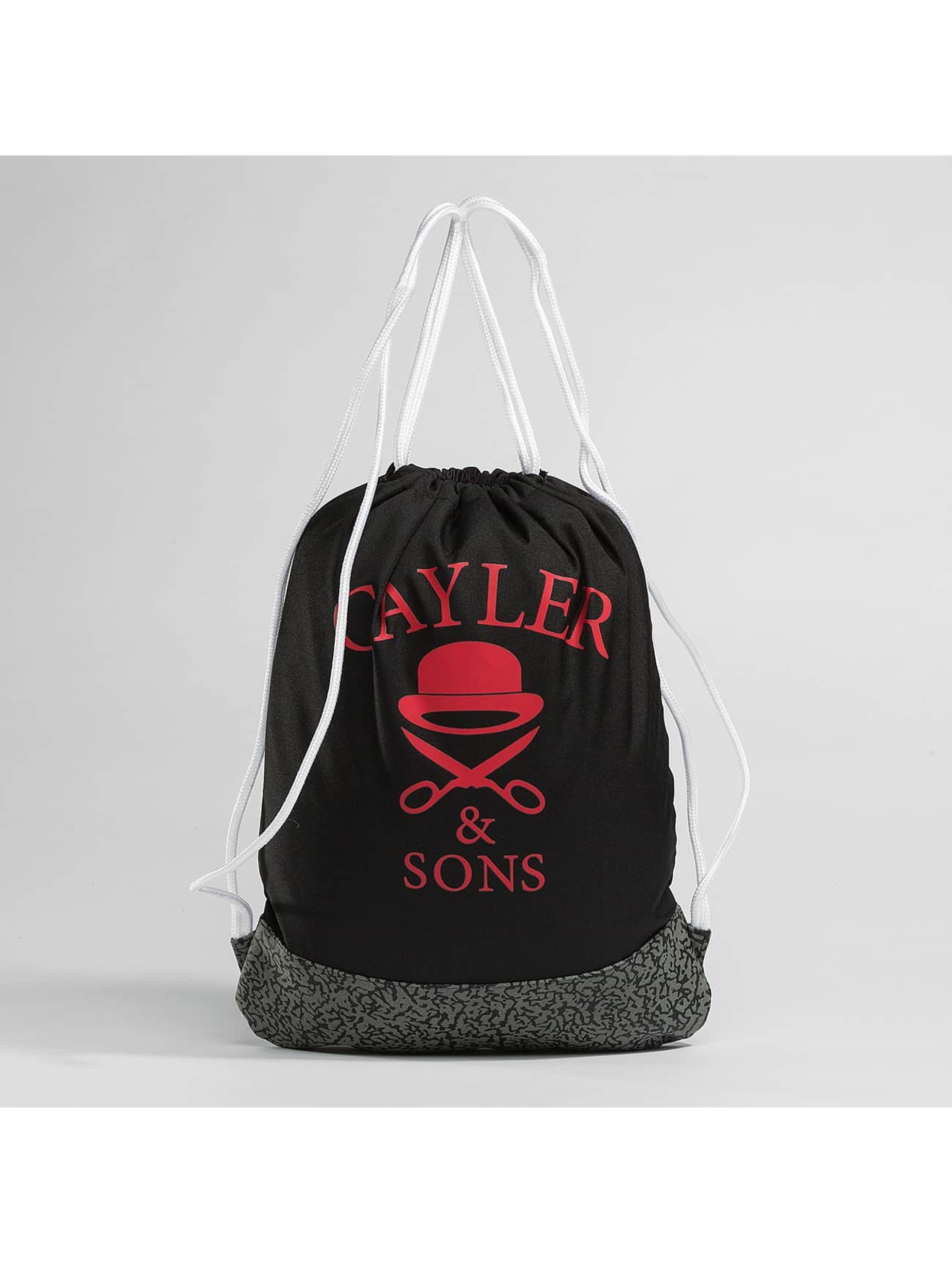 Cayler & Sons Shopper WL Siggi Sports zwart