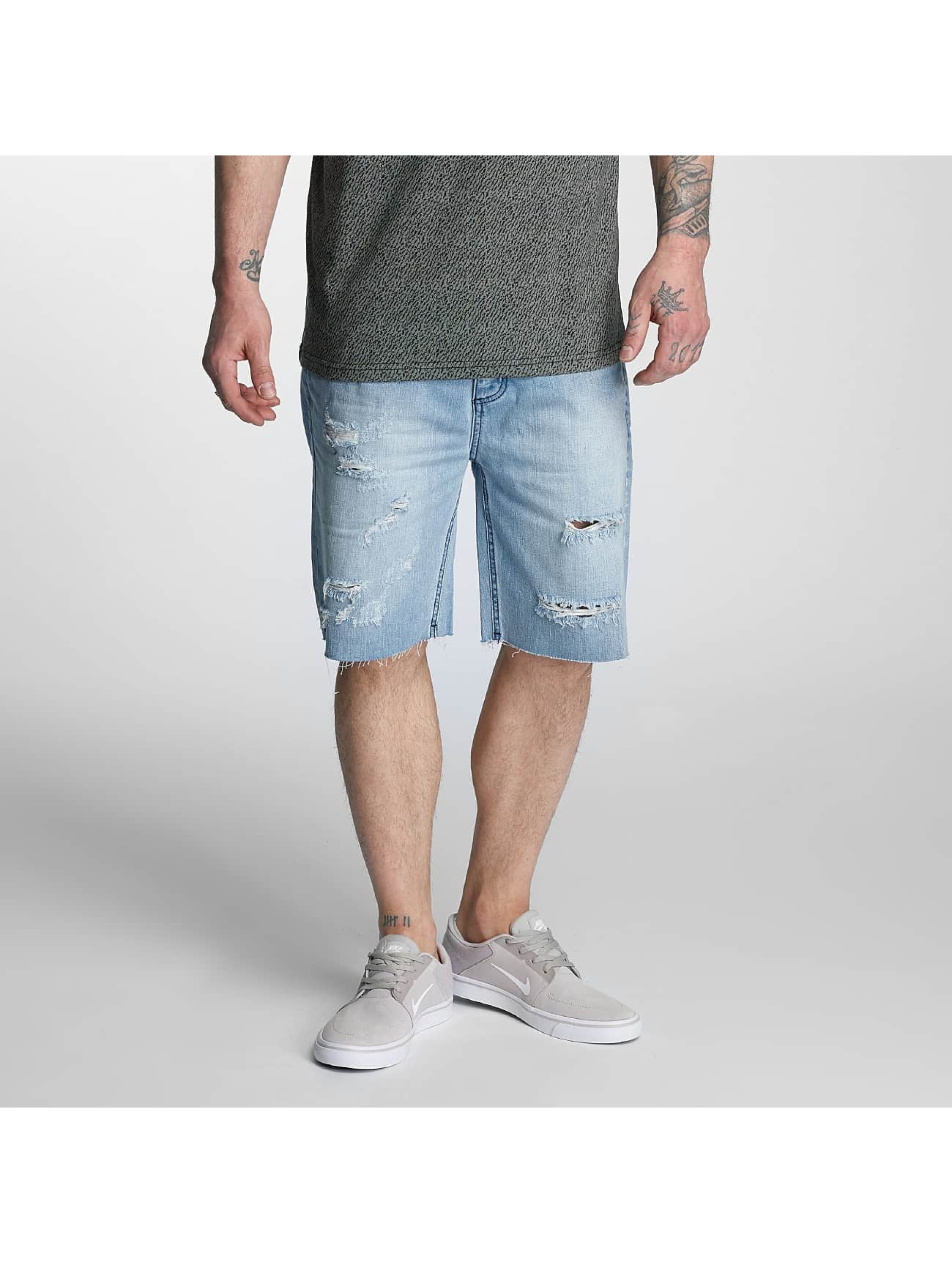 Cayler & Sons Pantalon / Shorts All DD en bleu