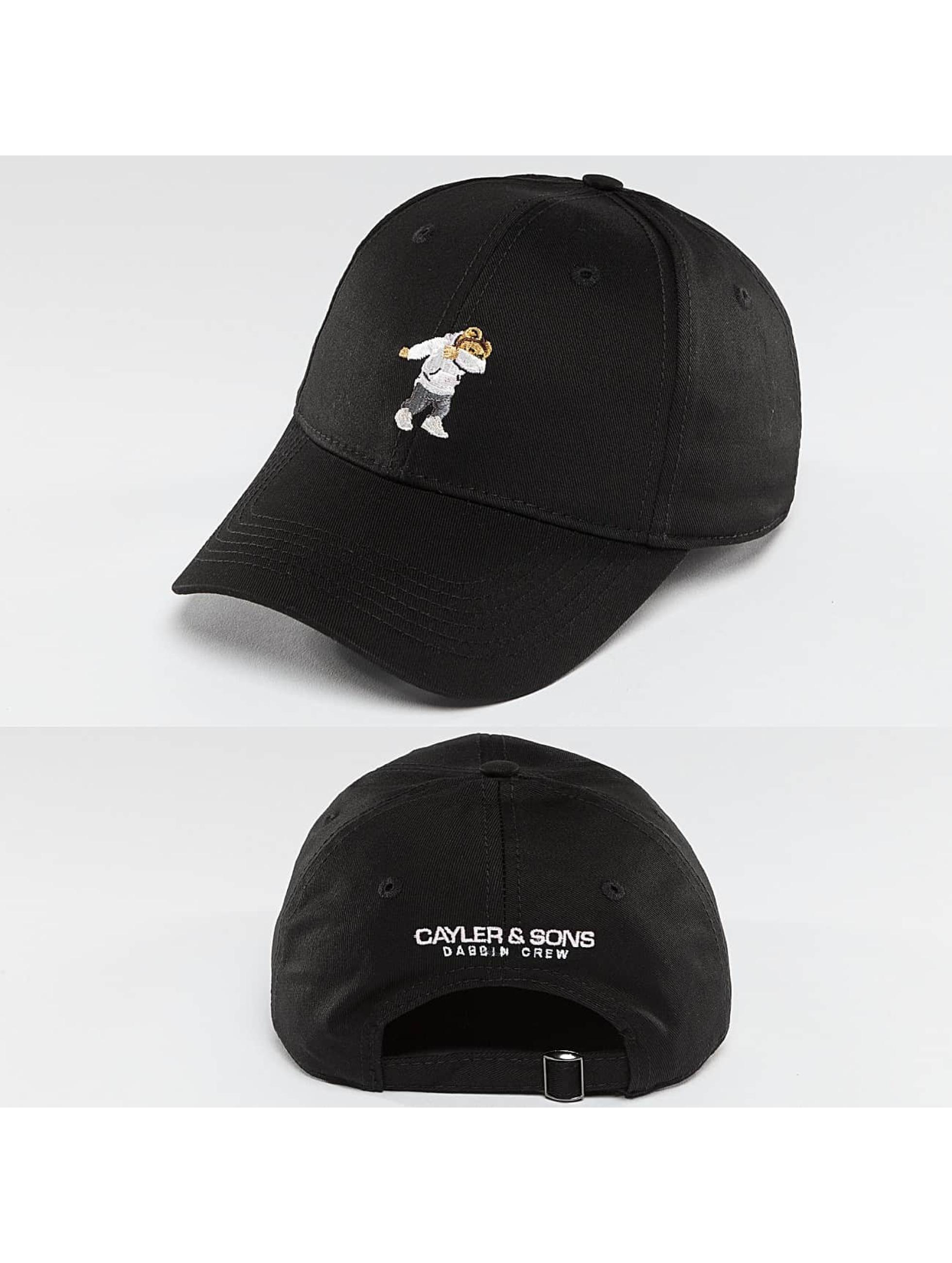 Cayler & Sons Snapback Cap Dabbin Crew black
