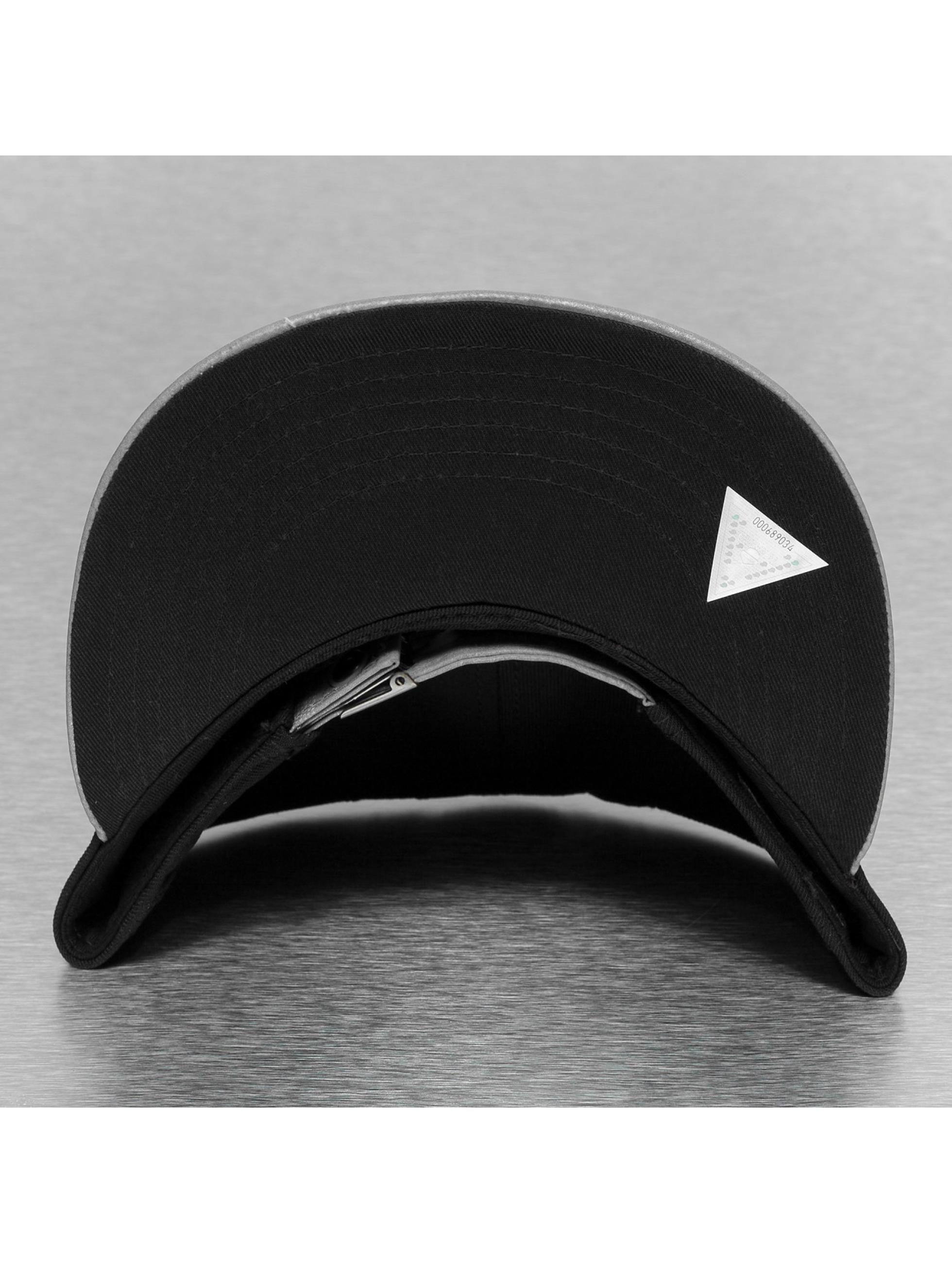Cayler & Sons Snapback Cap Black Label Flash schwarz