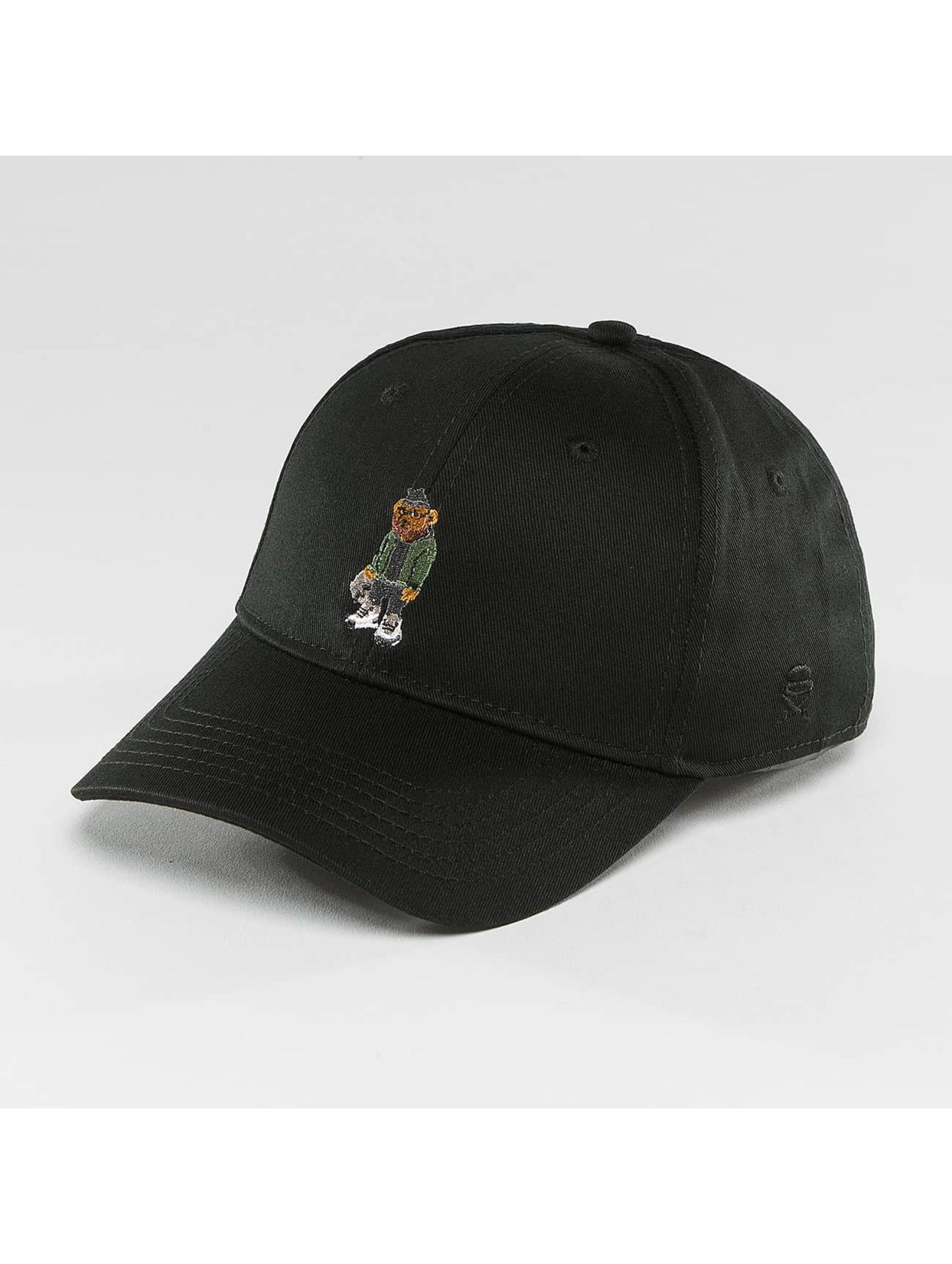 Cayler & Sons snapback cap WL Siggi Sports Curved zwart