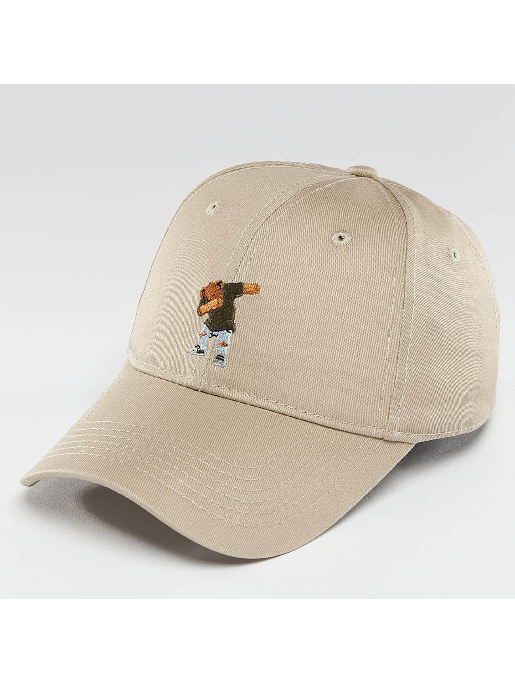 Cayler & Sons Snapback Caps Dabbin Crew beige