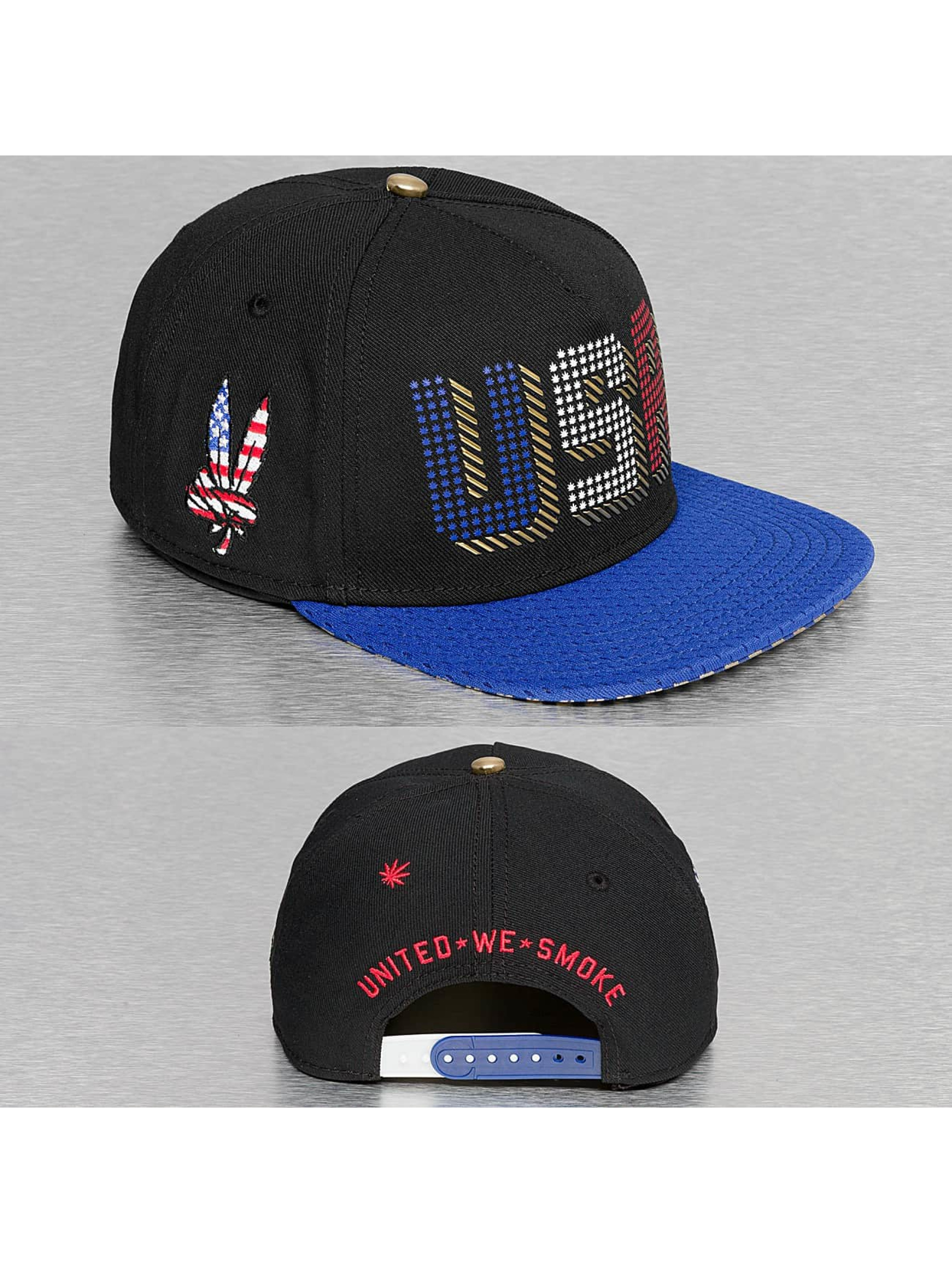 Cayler & Sons Snapback Caps Green Label United We Stand musta