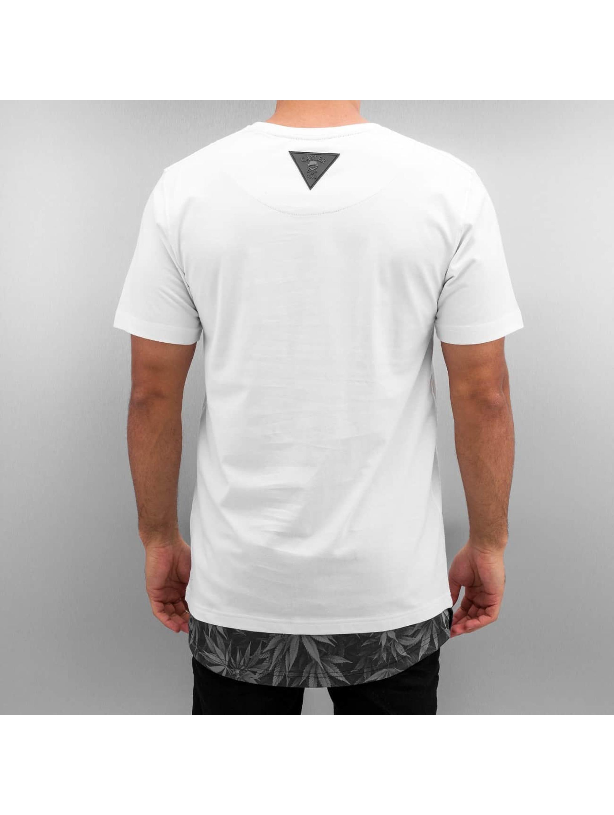 Cayler & Sons T-shirt Green Label B&M Long vit