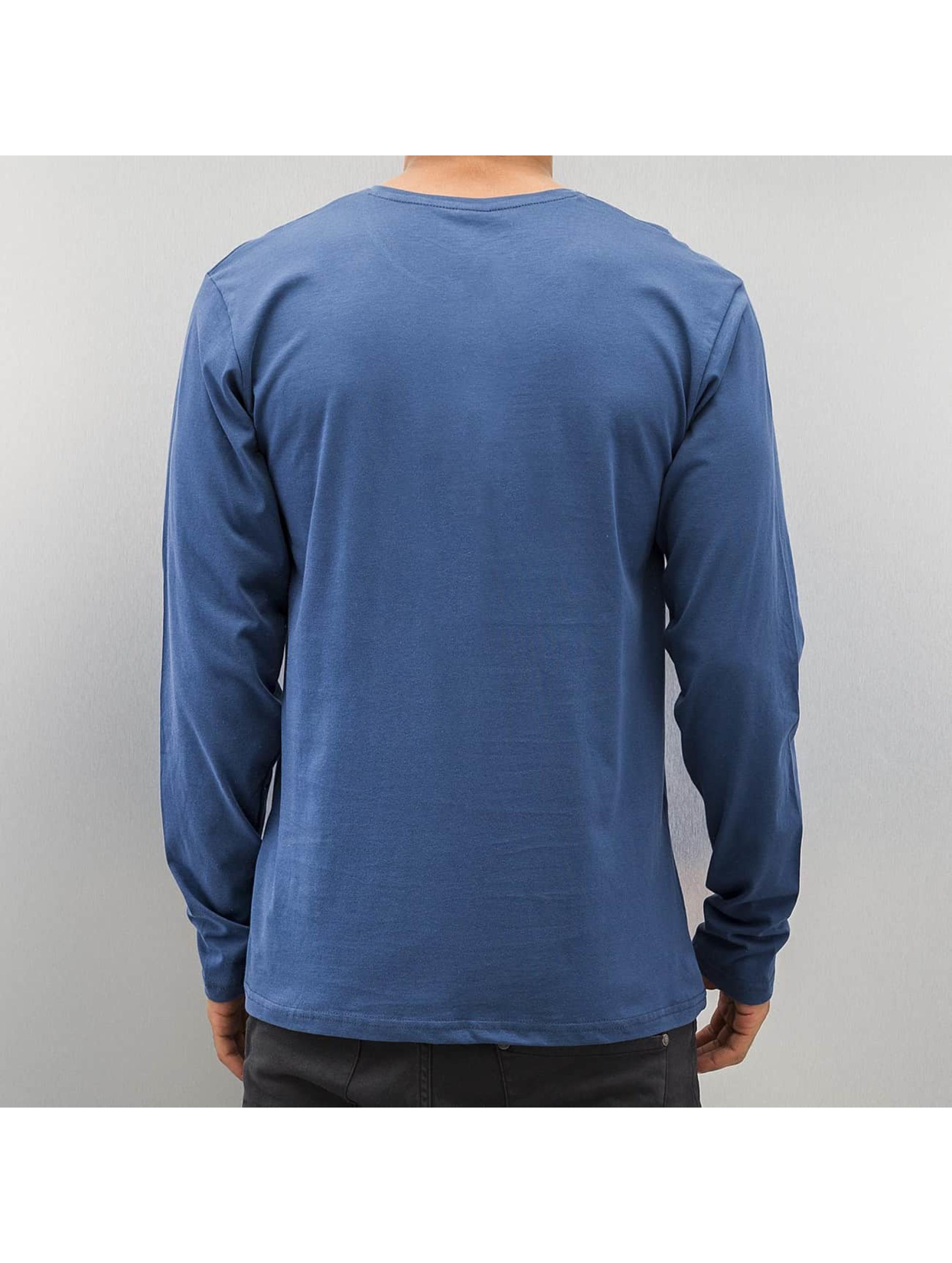 Cazzy Clang Pitkähihaiset paidat Padua sininen