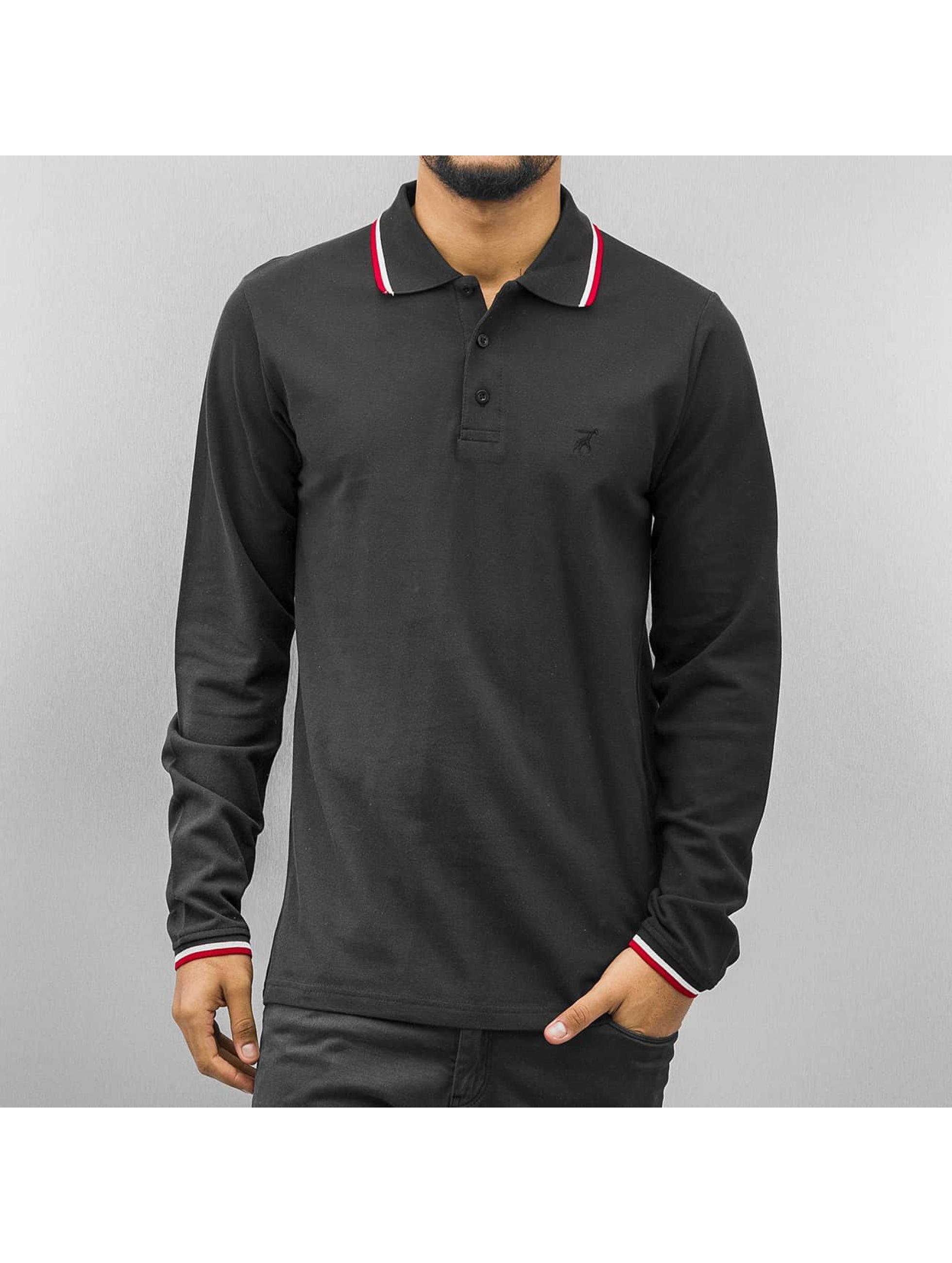 Cazzy Clang Poloshirt Linz schwarz