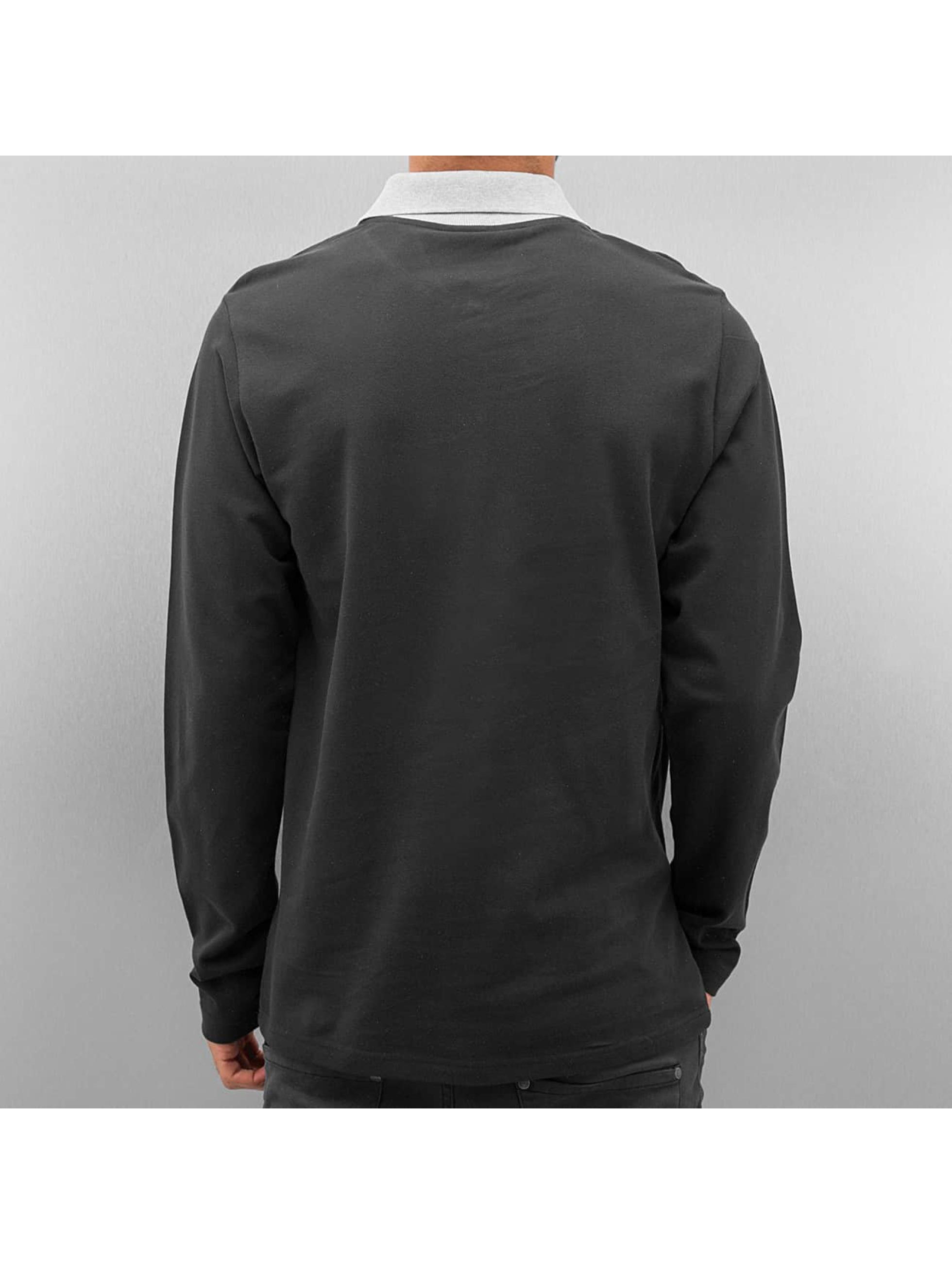 Cazzy Clang Poloshirt Pula schwarz
