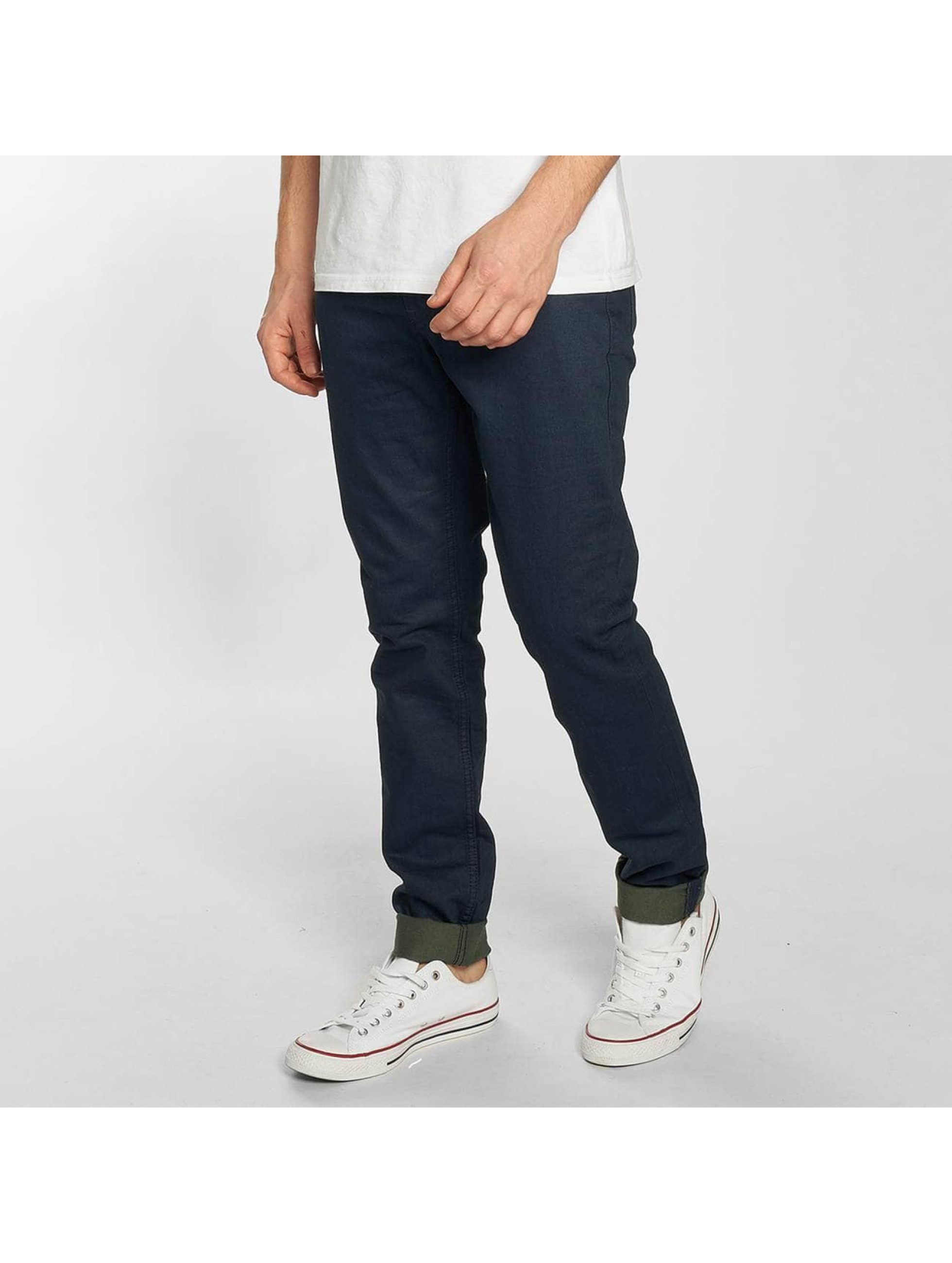 Cazzy Clang Straight Fit Jeans Tone III blau