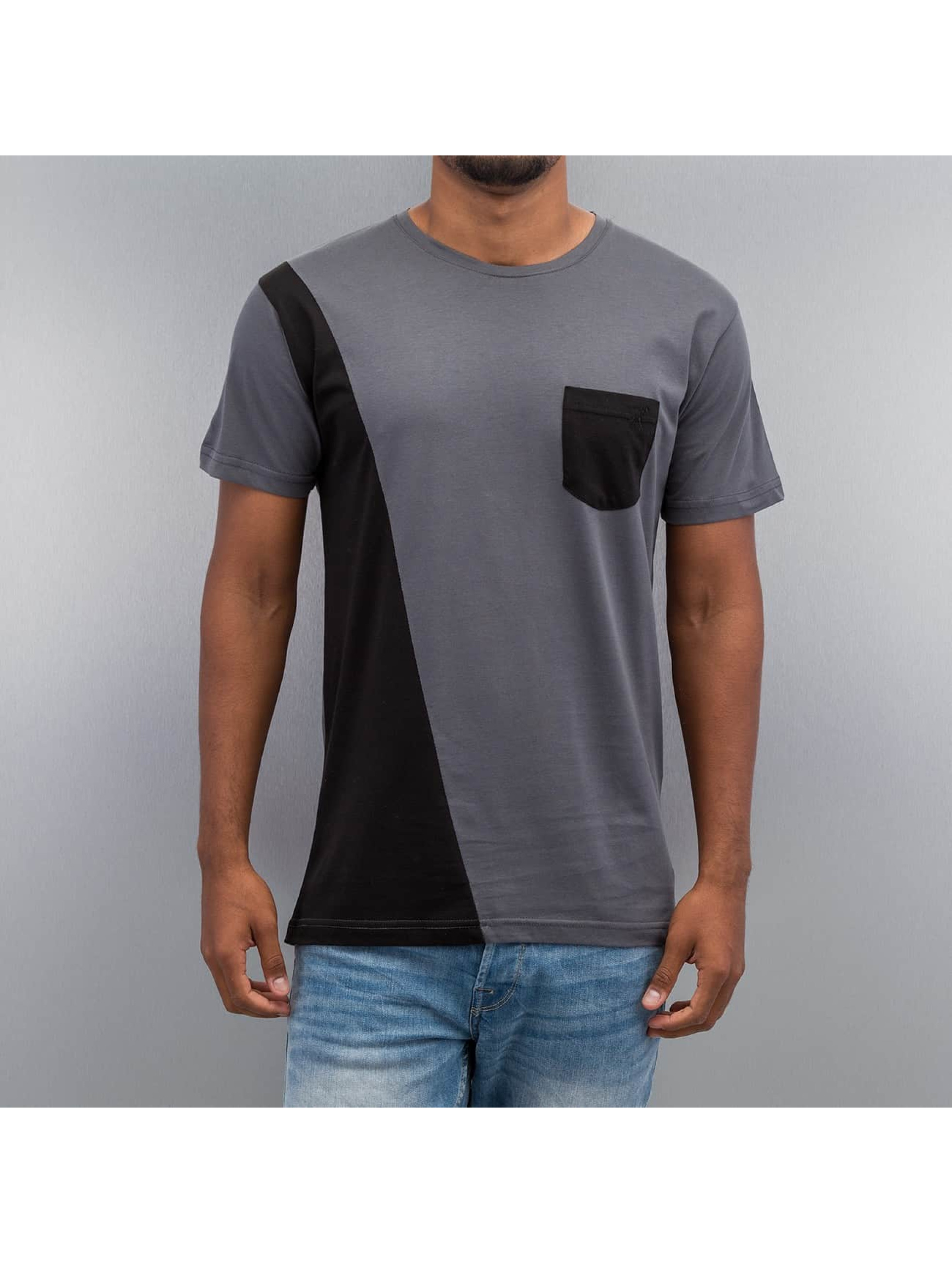 Cazzy Clang T-Shirt Pocket II gris