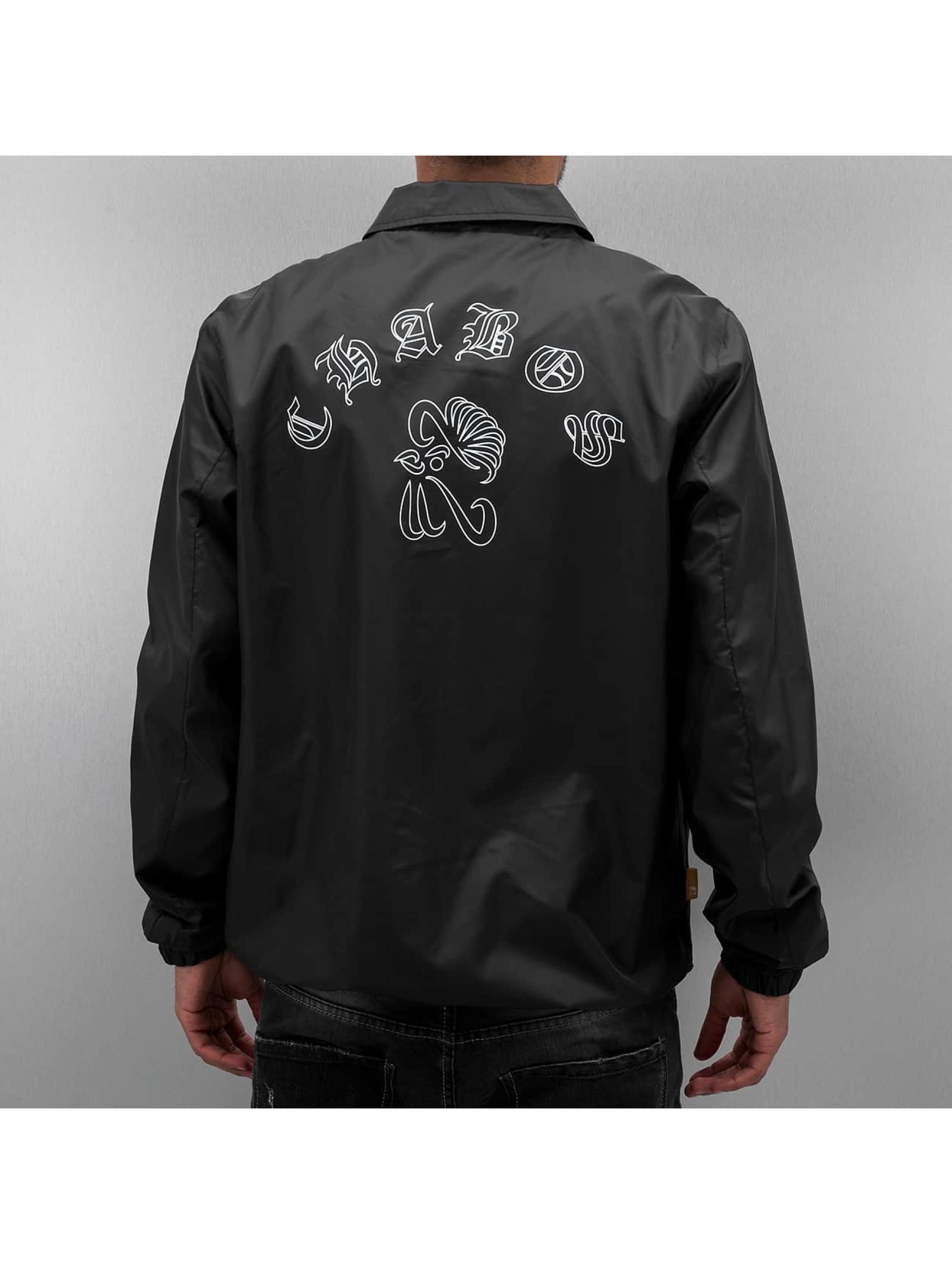 CHABOS IIVII Демисезонная куртка CBC Coach черный