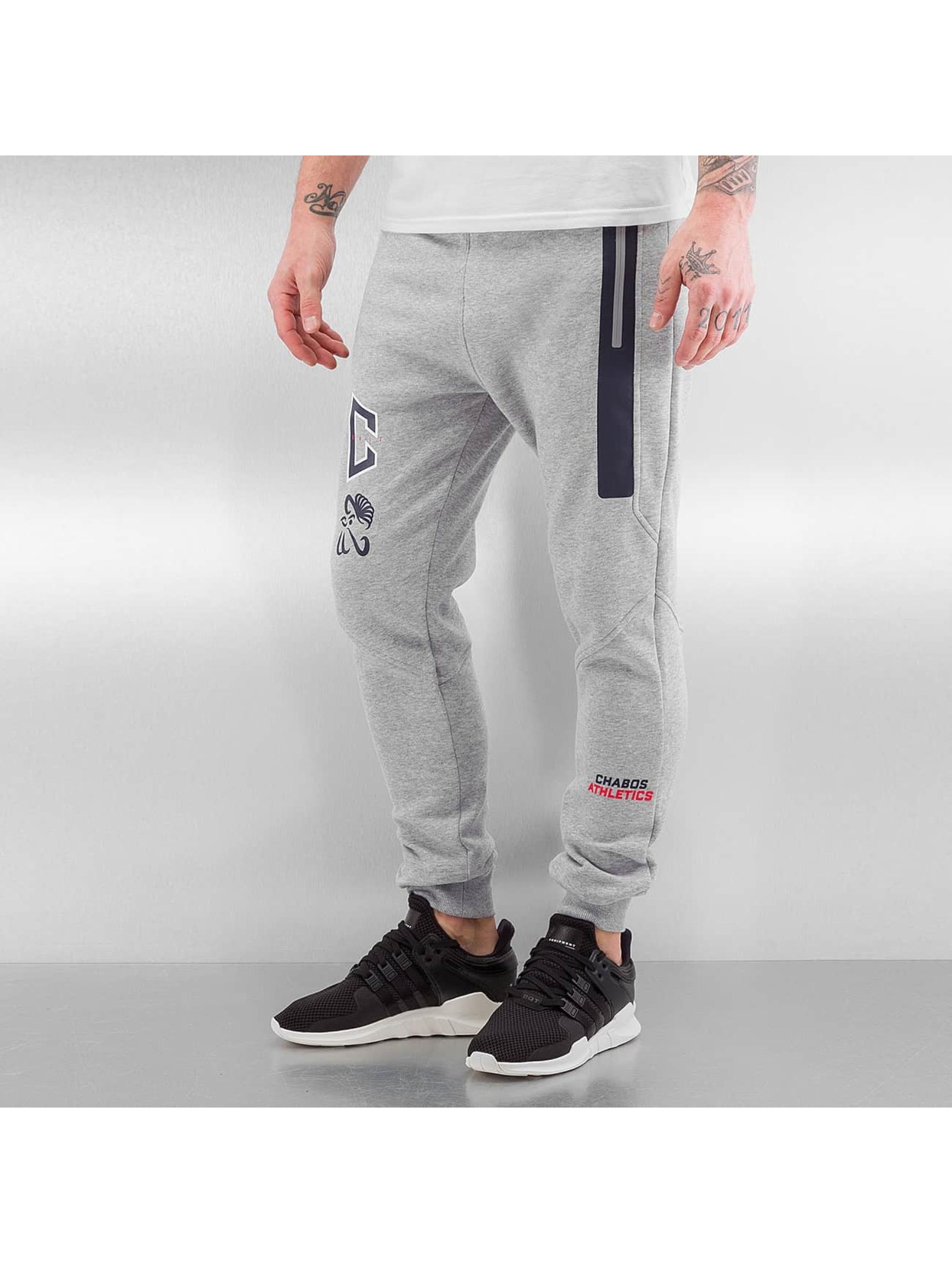 CHABOS IIVII Спортивные брюки C-IIVII серый