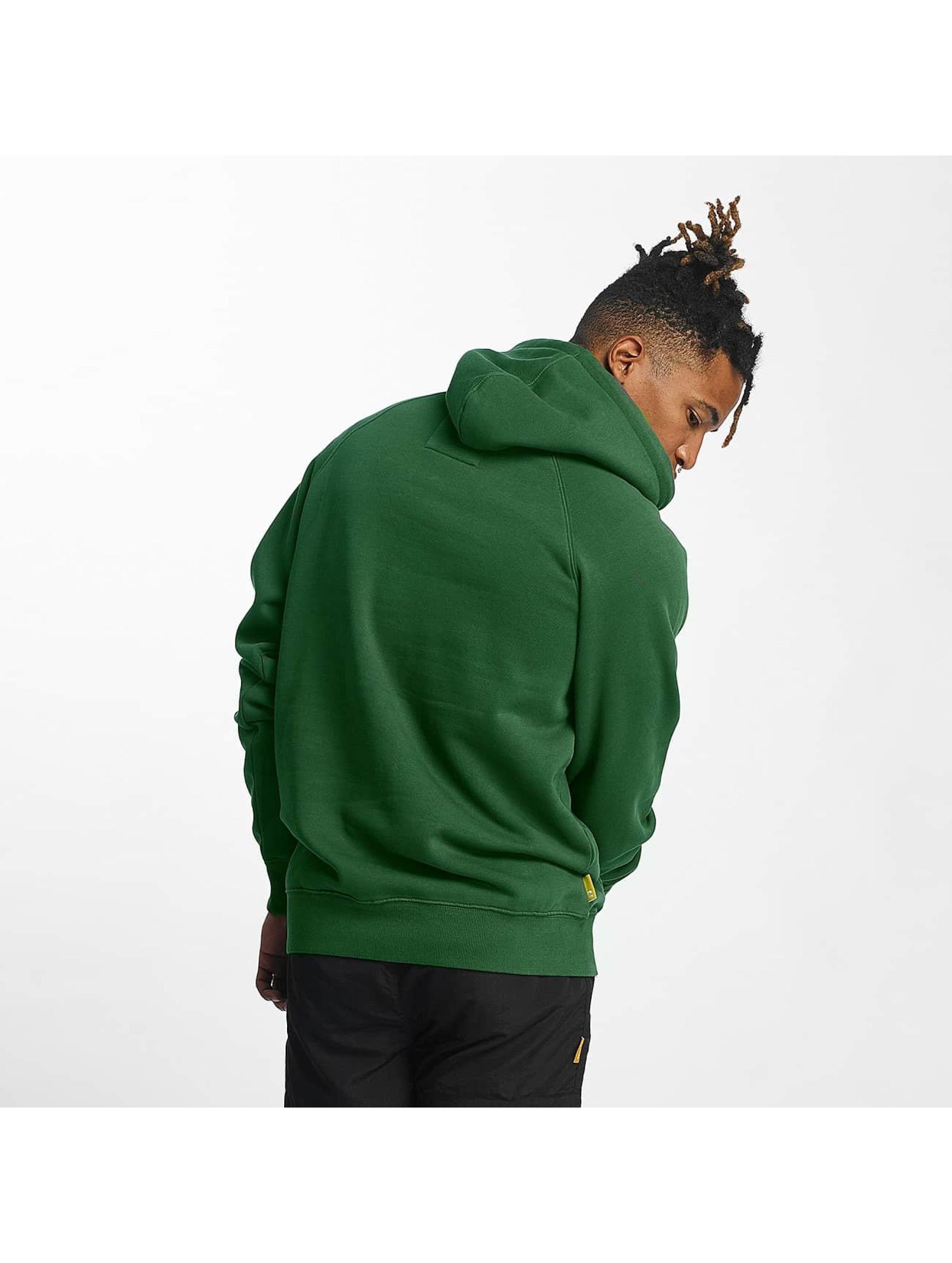 CHABOS IIVII Bluzy z kapturem Sace zielony