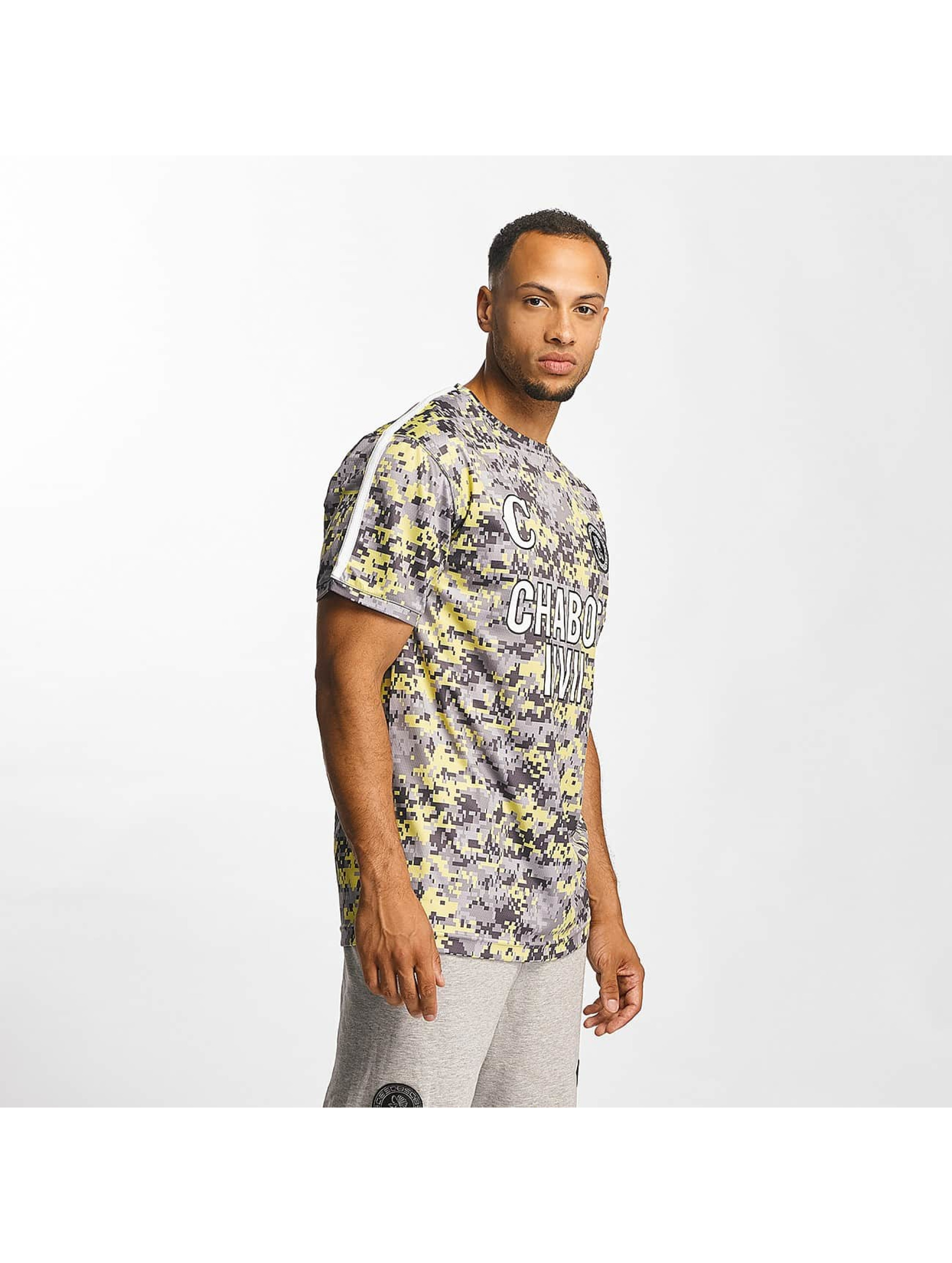 CHABOS IIVII Camiseta Football camuflaje