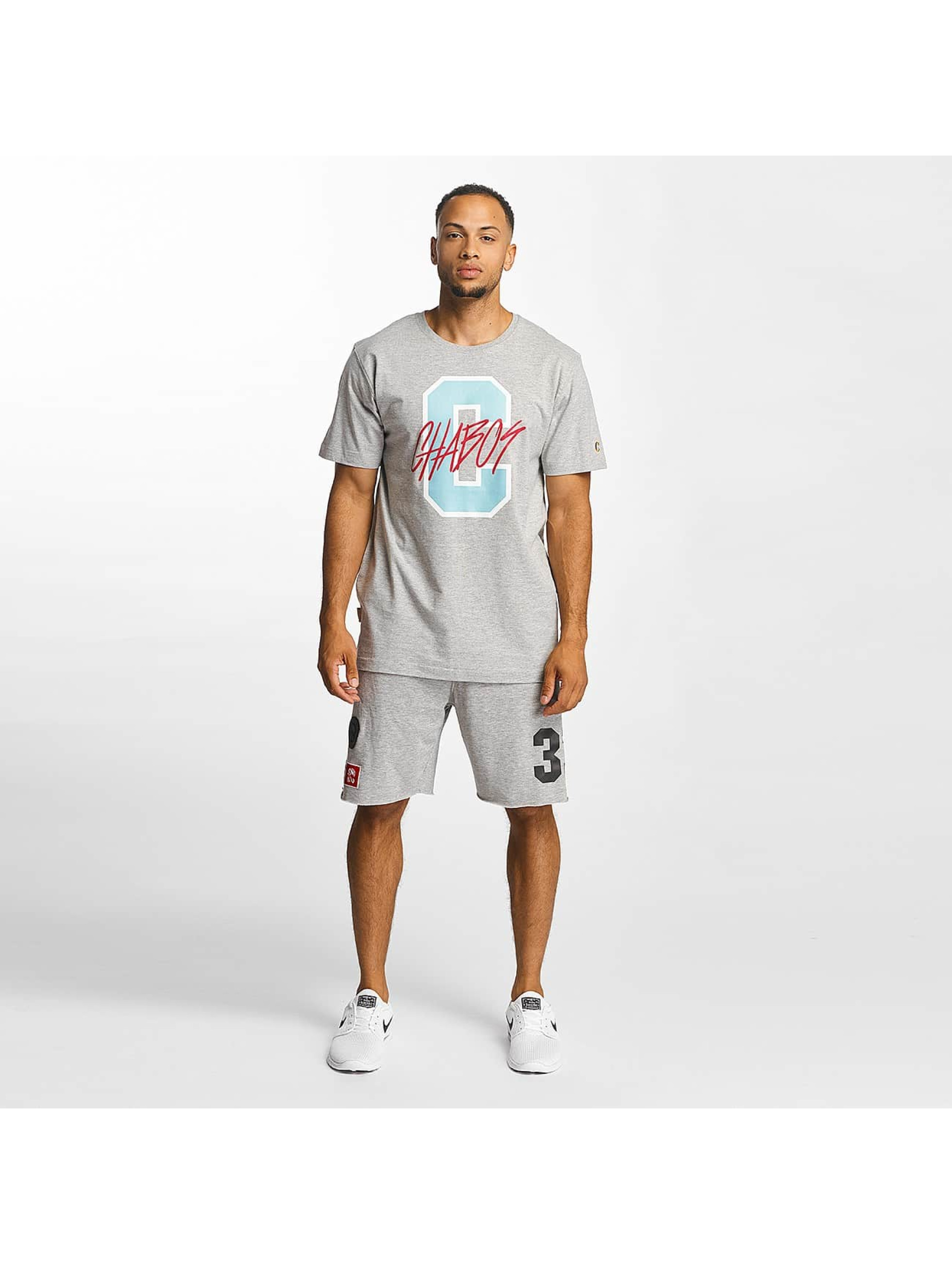 CHABOS IIVII Camiseta C gris