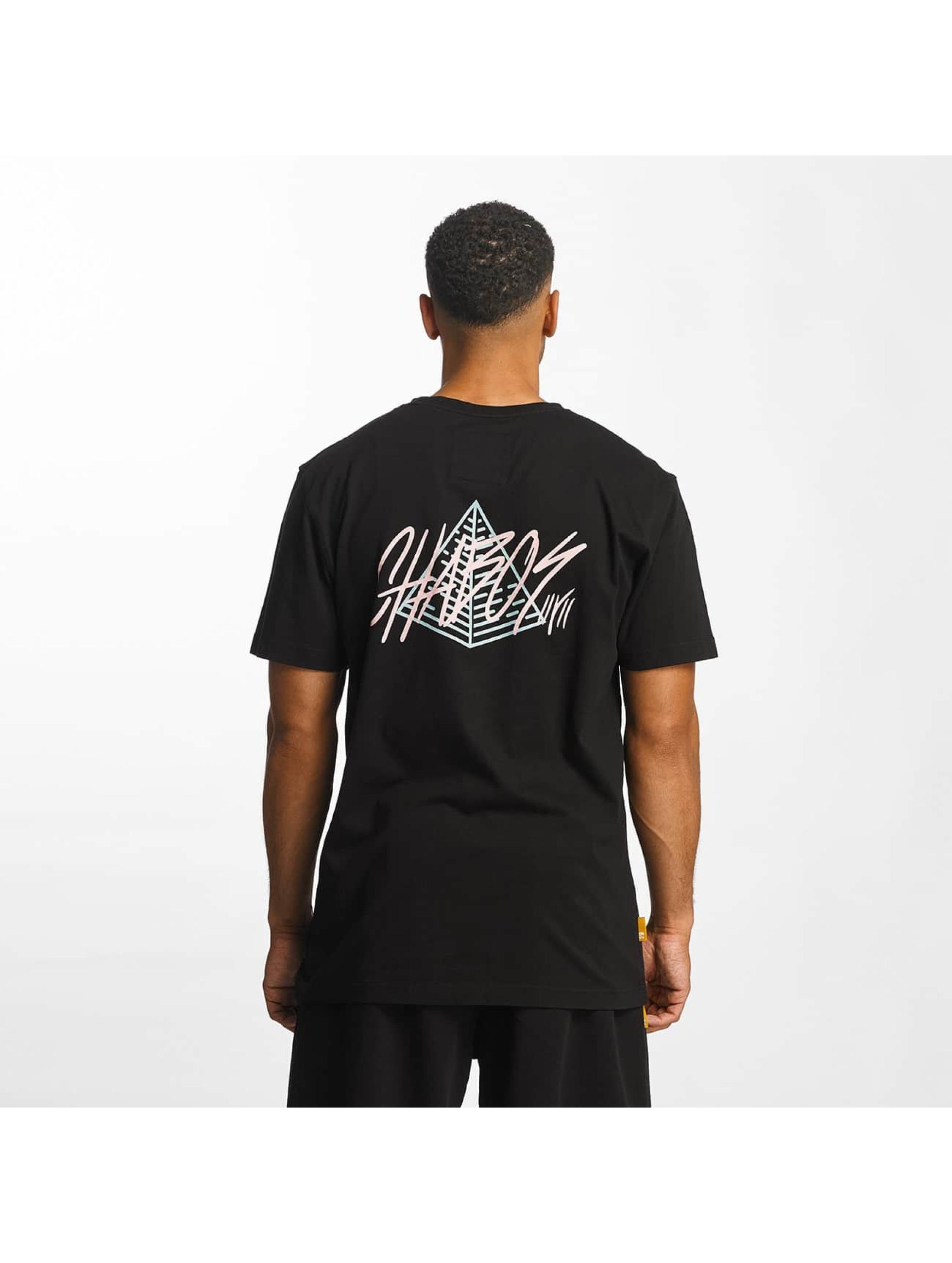 CHABOS IIVII Camiseta Pyramid negro