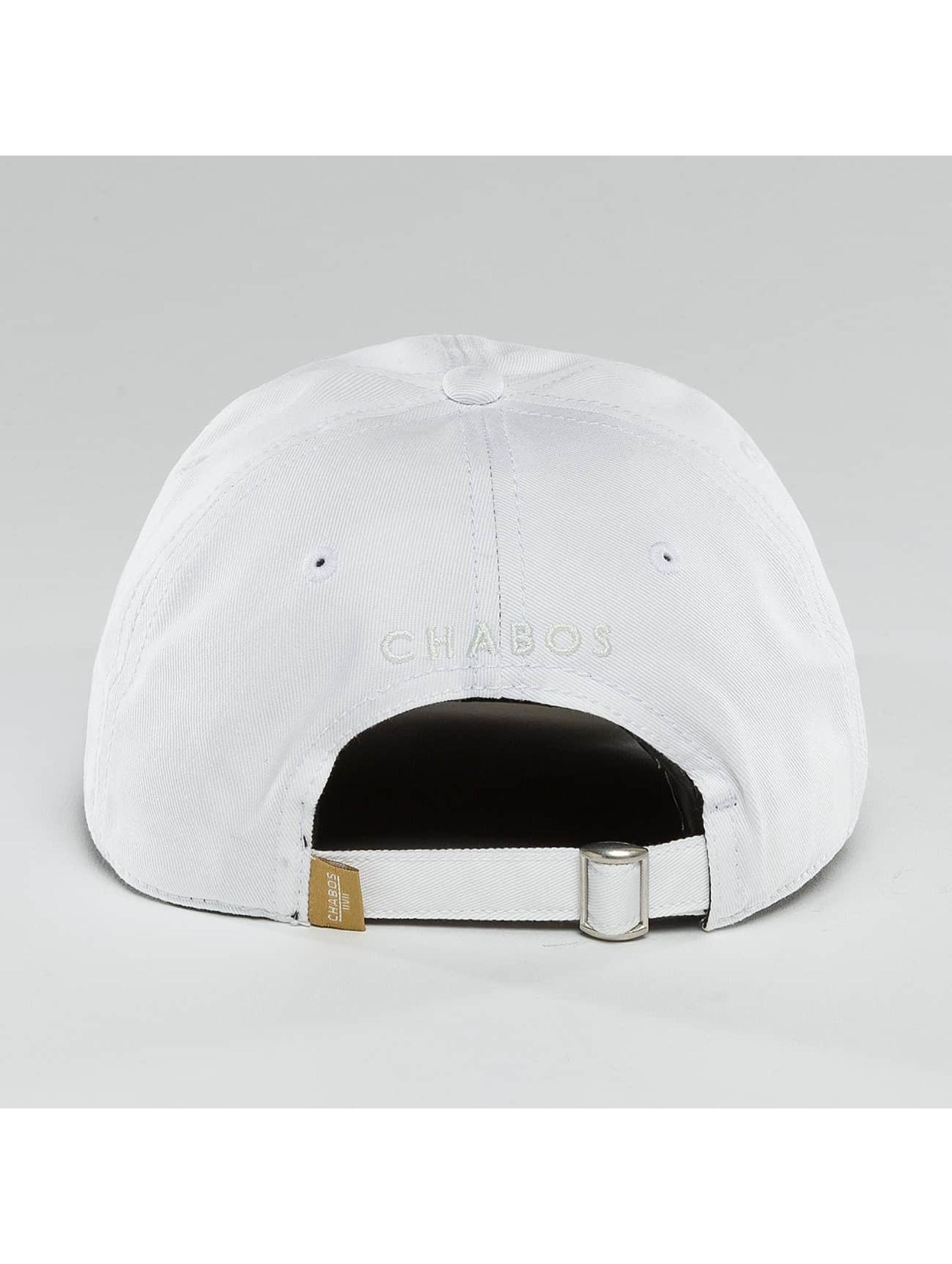 CHABOS IIVII Casquette Snapback & Strapback Palazzo blanc