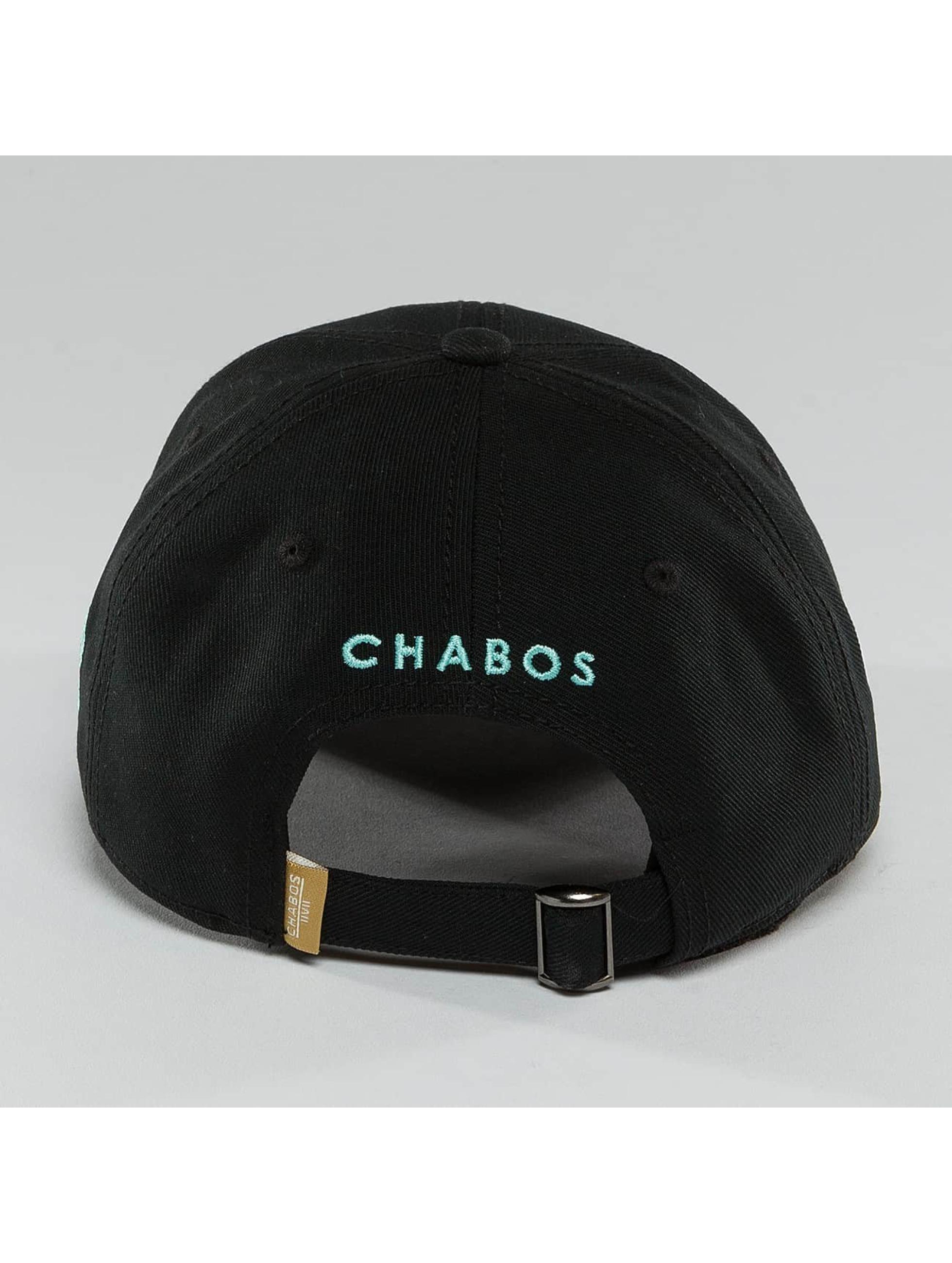 CHABOS IIVII Gorra Snapback Pyramid negro