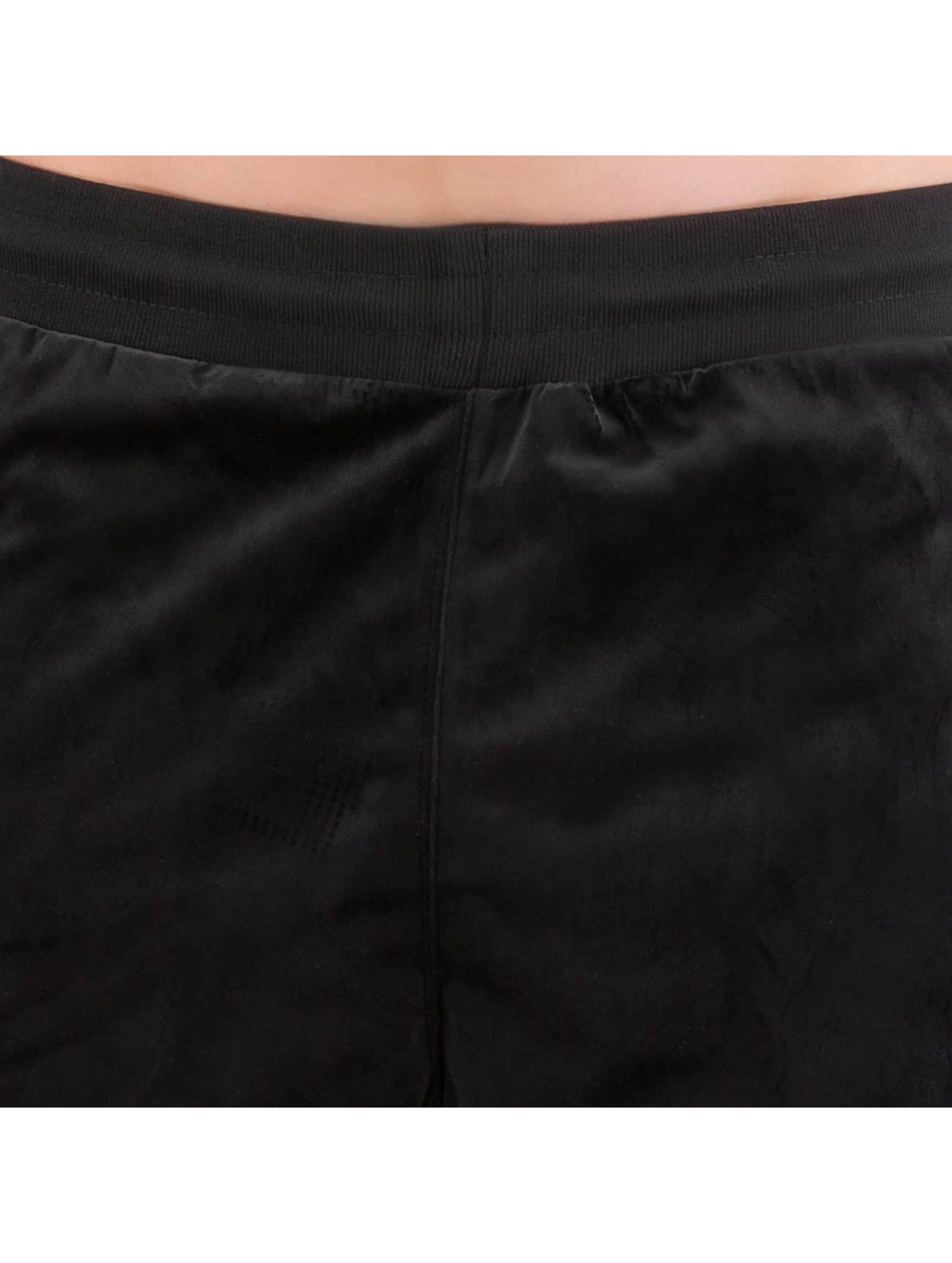 CHABOS IIVII joggingbroek Core Velour Samt zwart