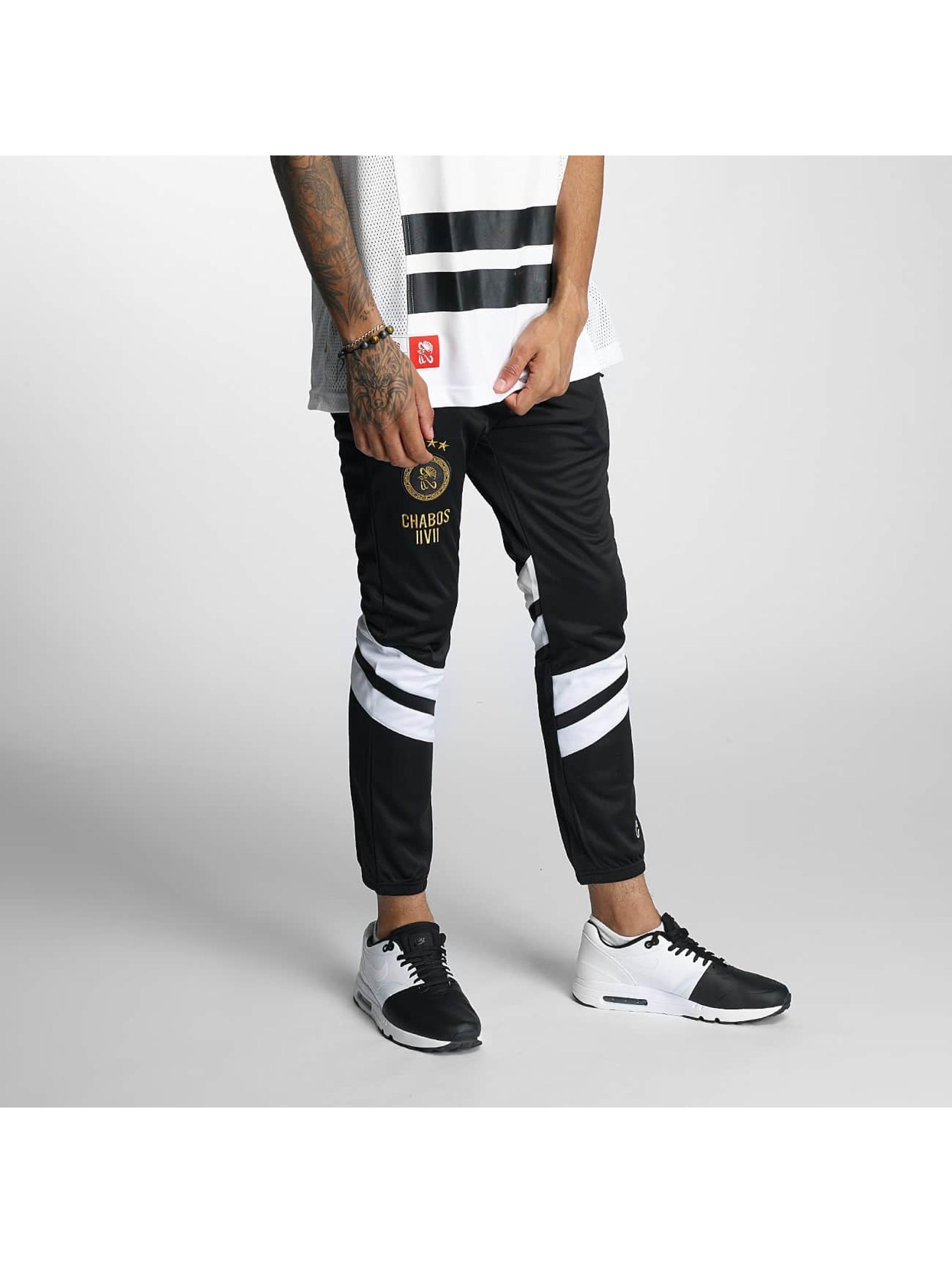 CHABOS IIVII joggingbroek Fourstar Core zwart