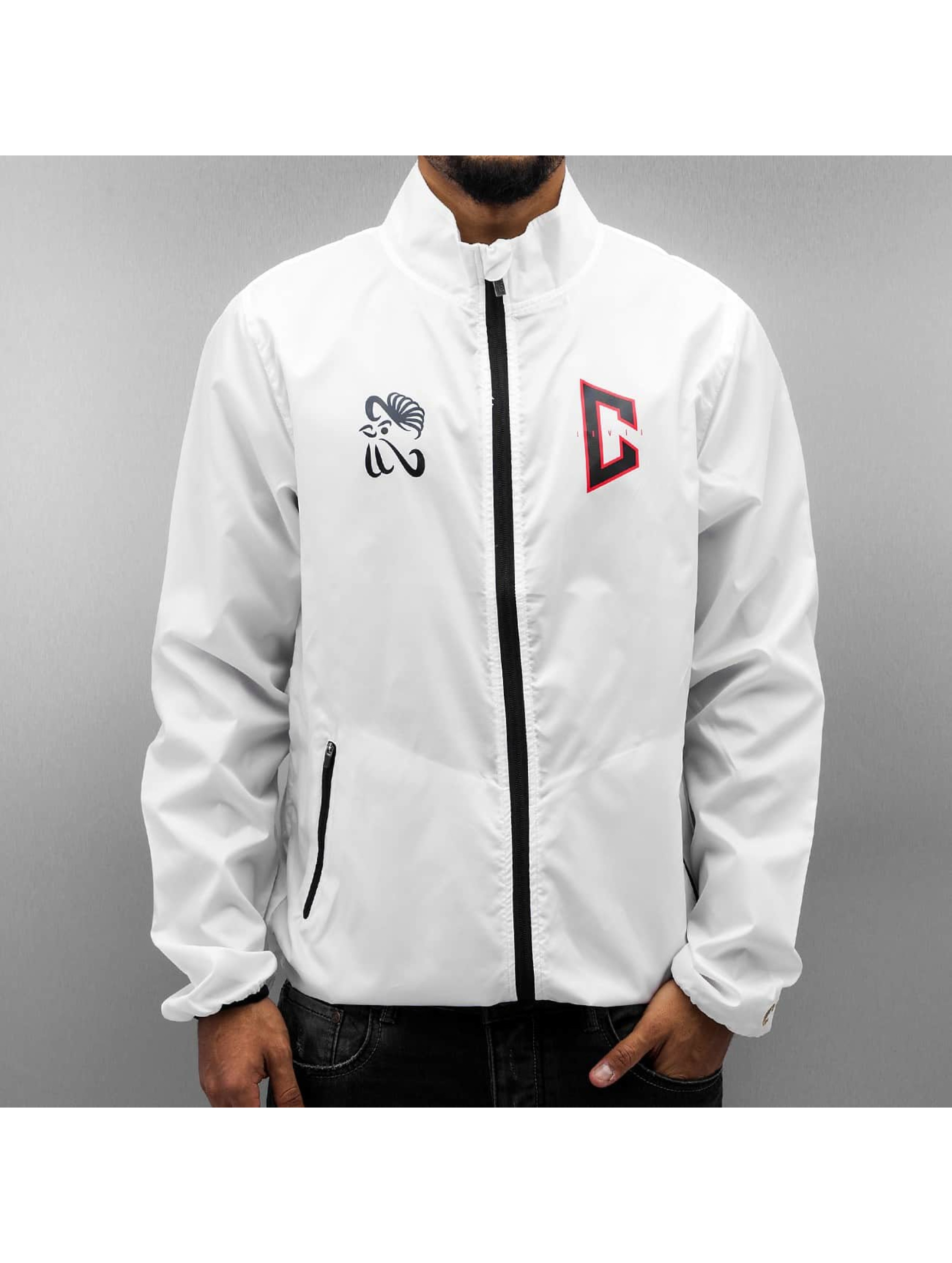 CHABOS IIVII Lightweight Jacket Athletics Lightweight white
