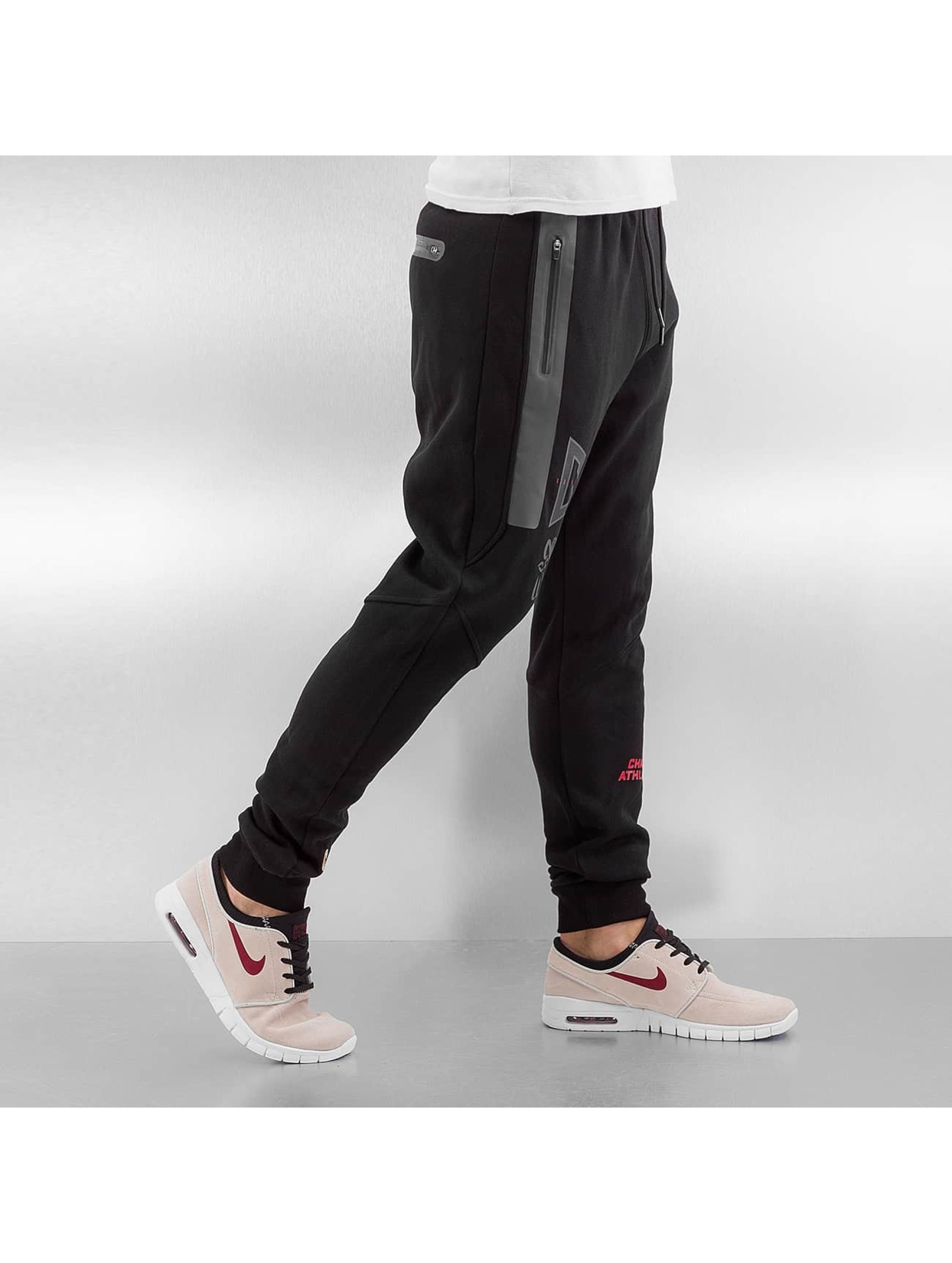 CHABOS IIVII Pantalón deportivo C-IIVII negro