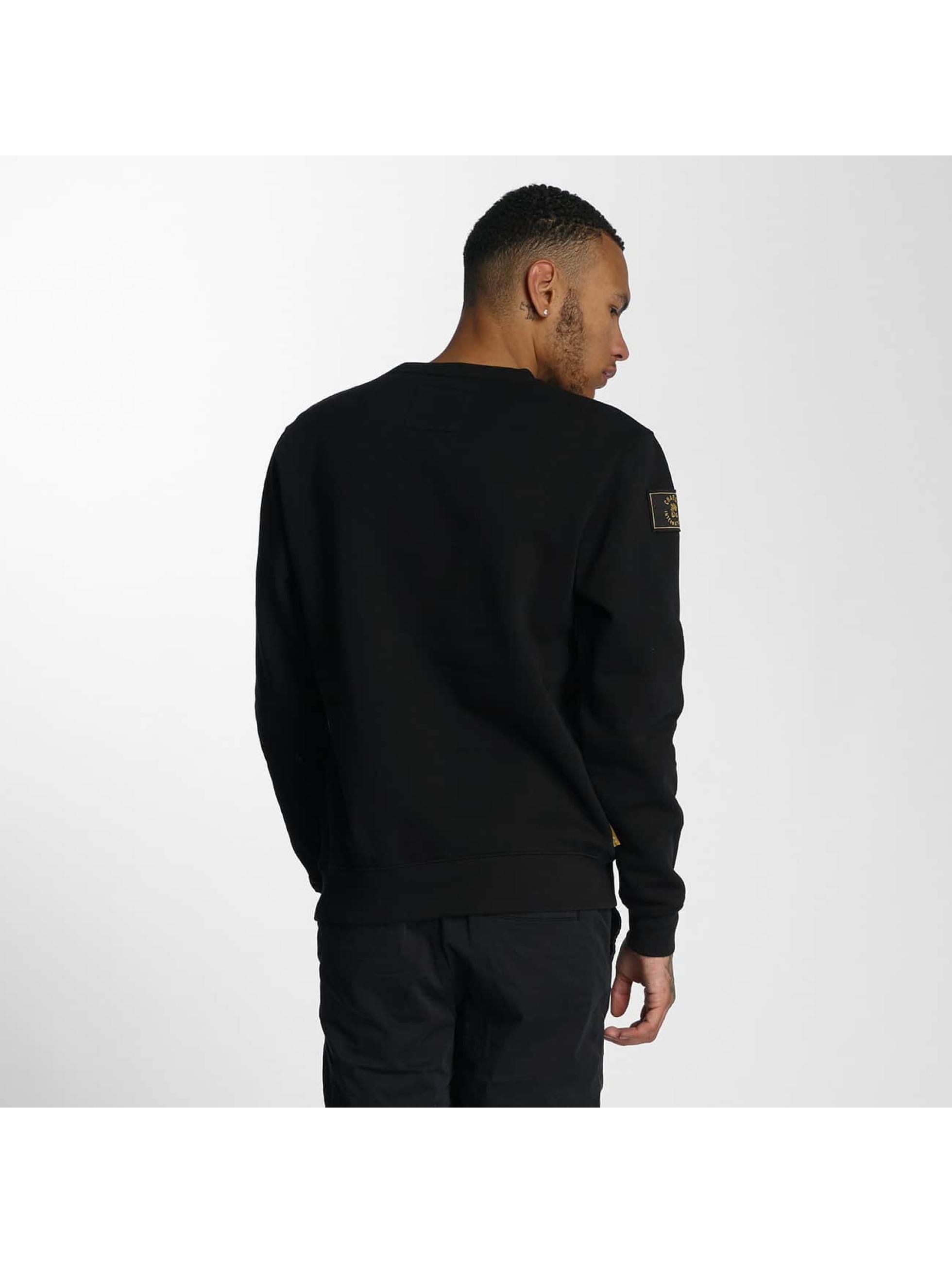 CHABOS IIVII Pullover Haram Para schwarz