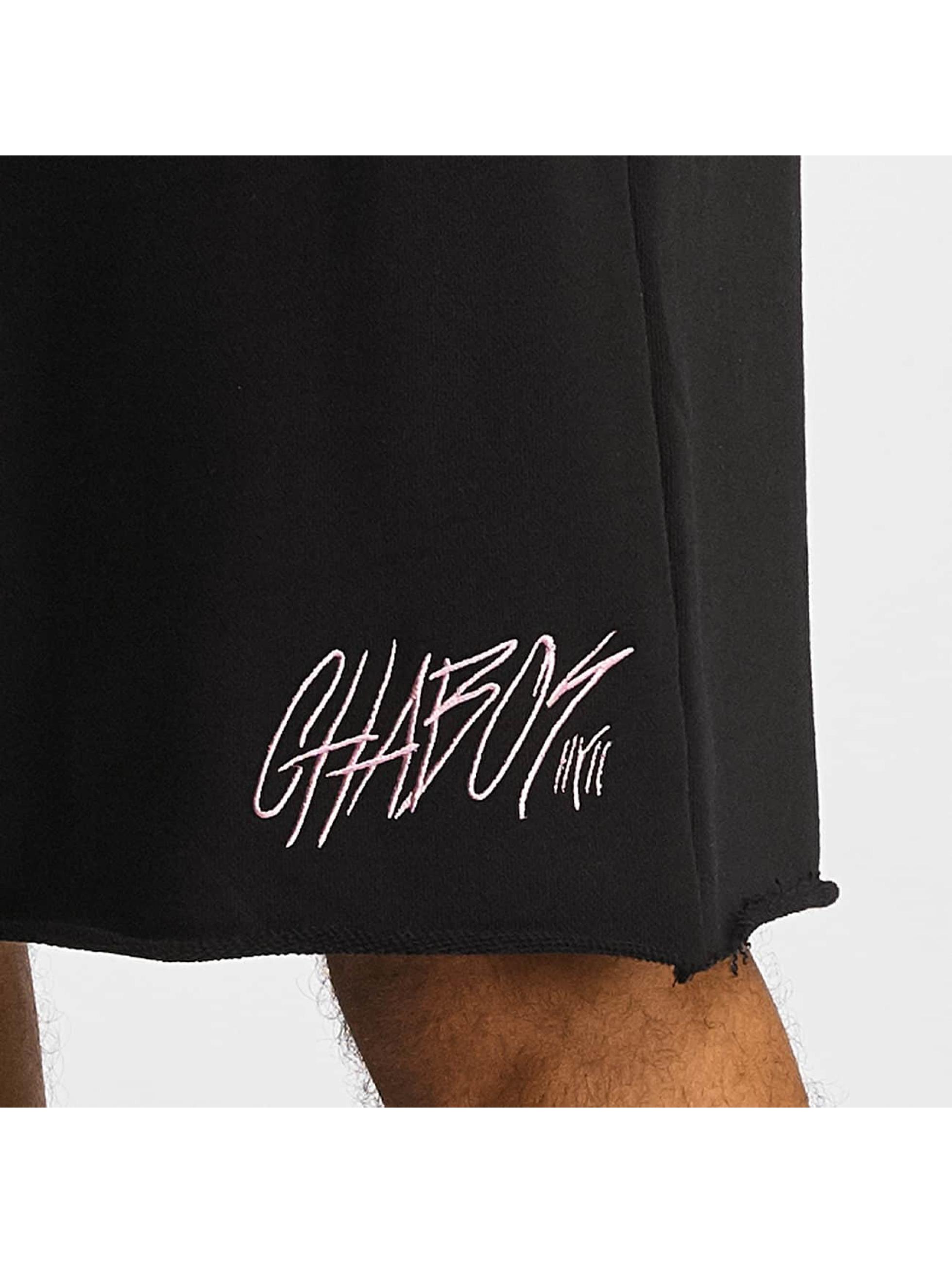 CHABOS IIVII shorts Cut Off zwart