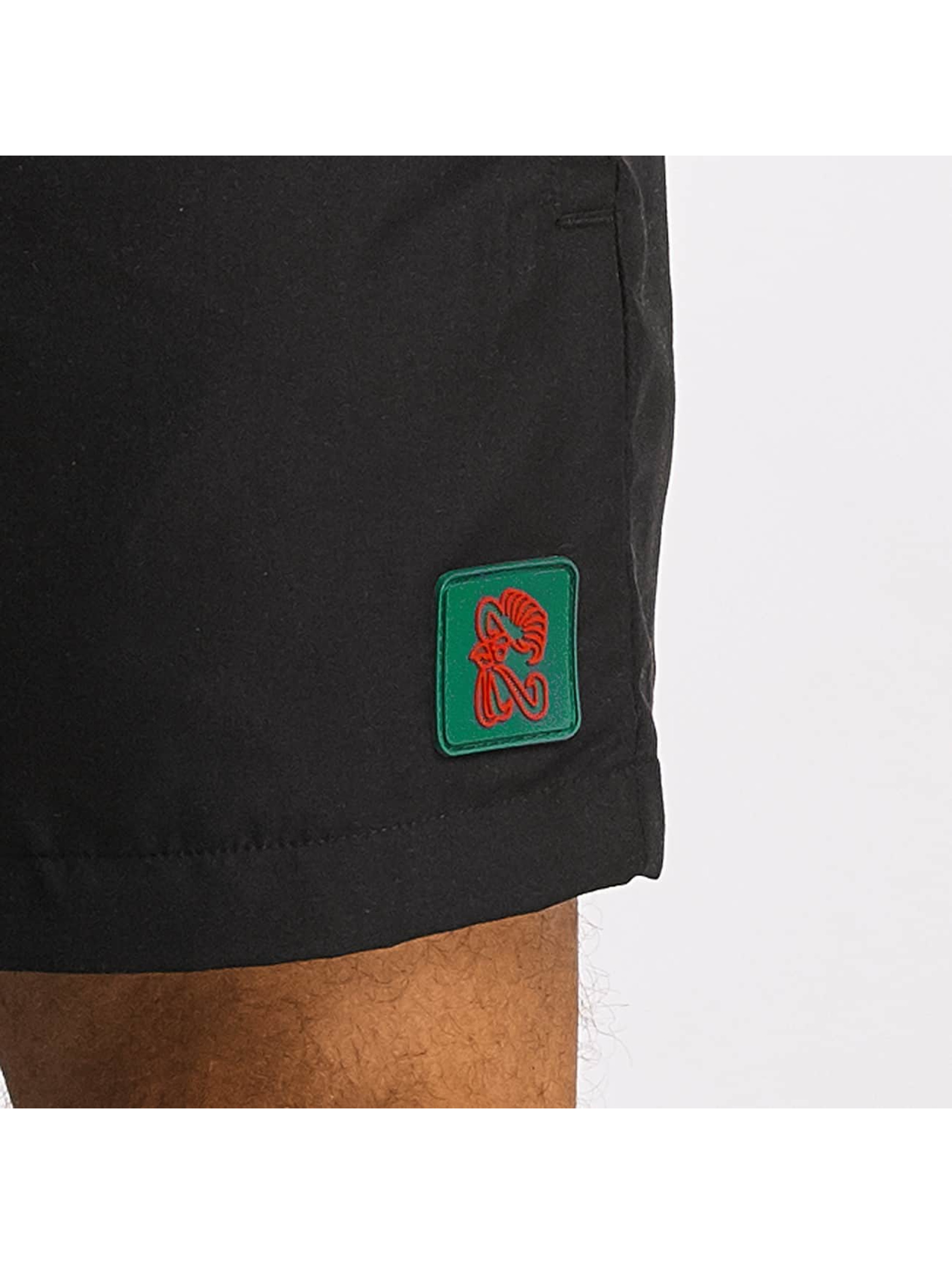 CHABOS IIVII shorts Prapi zwart