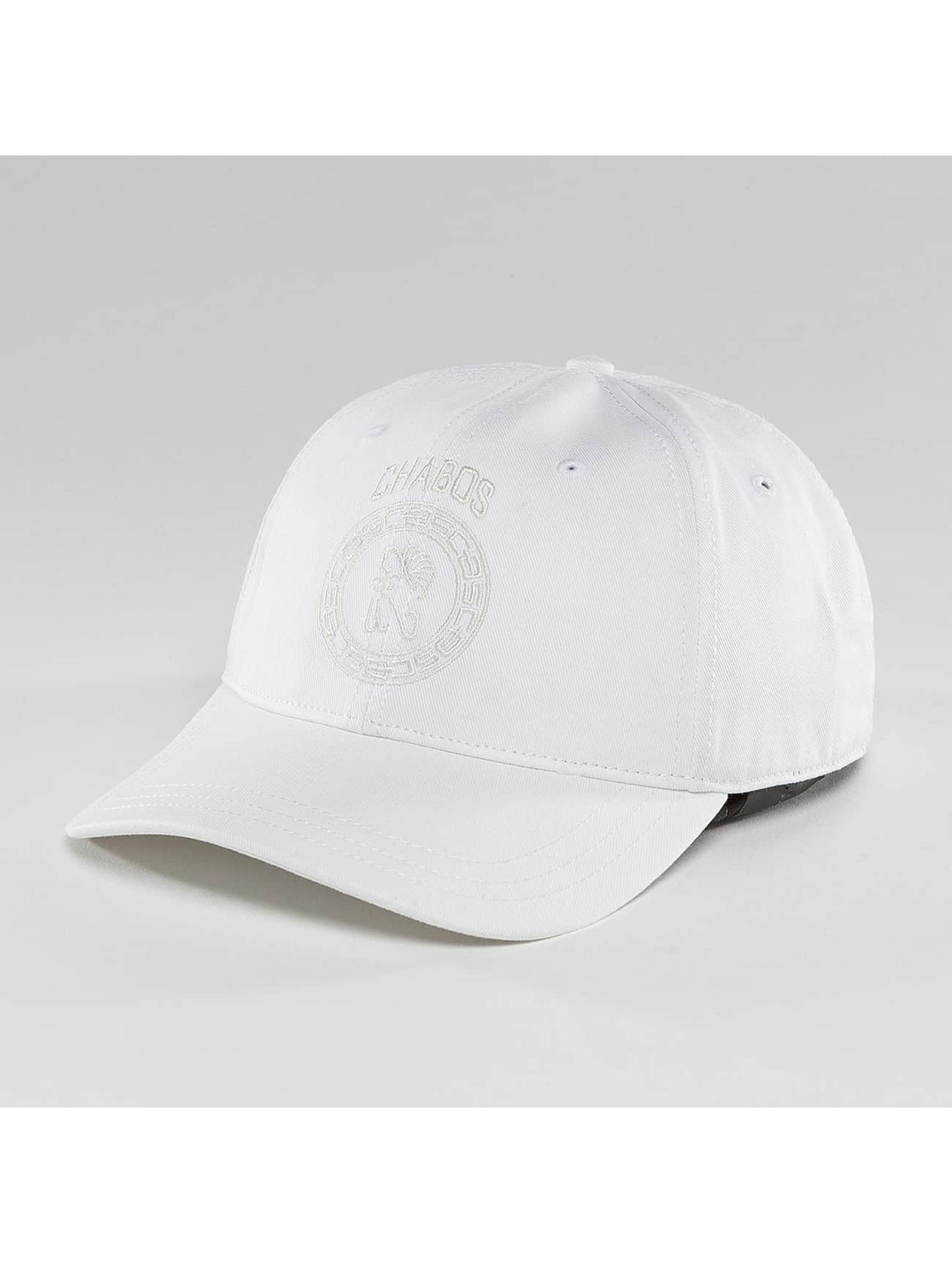 CHABOS IIVII Snapback Cap Palazzo white
