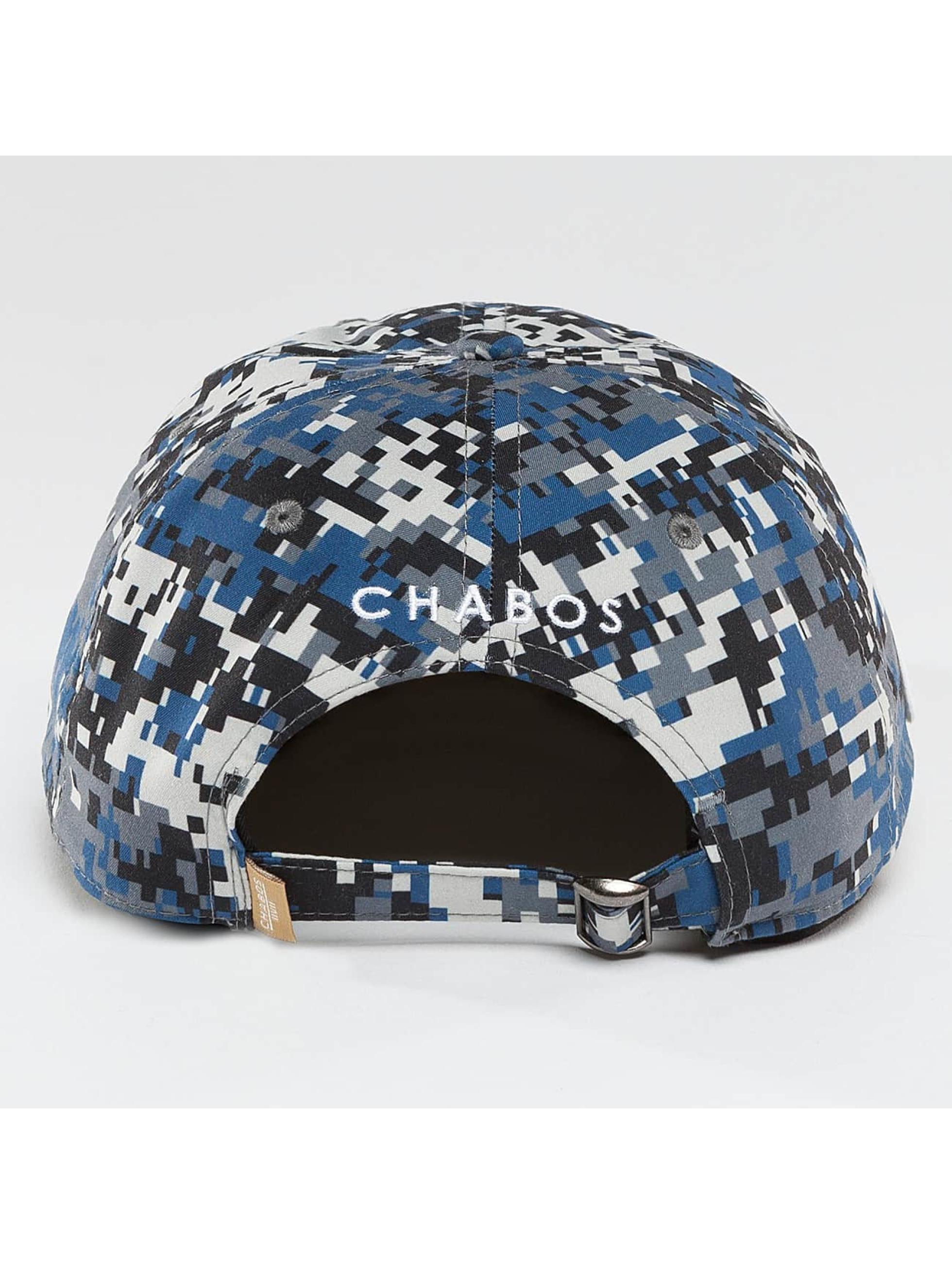 CHABOS IIVII Snapback Caps Round Panel kamuflasje
