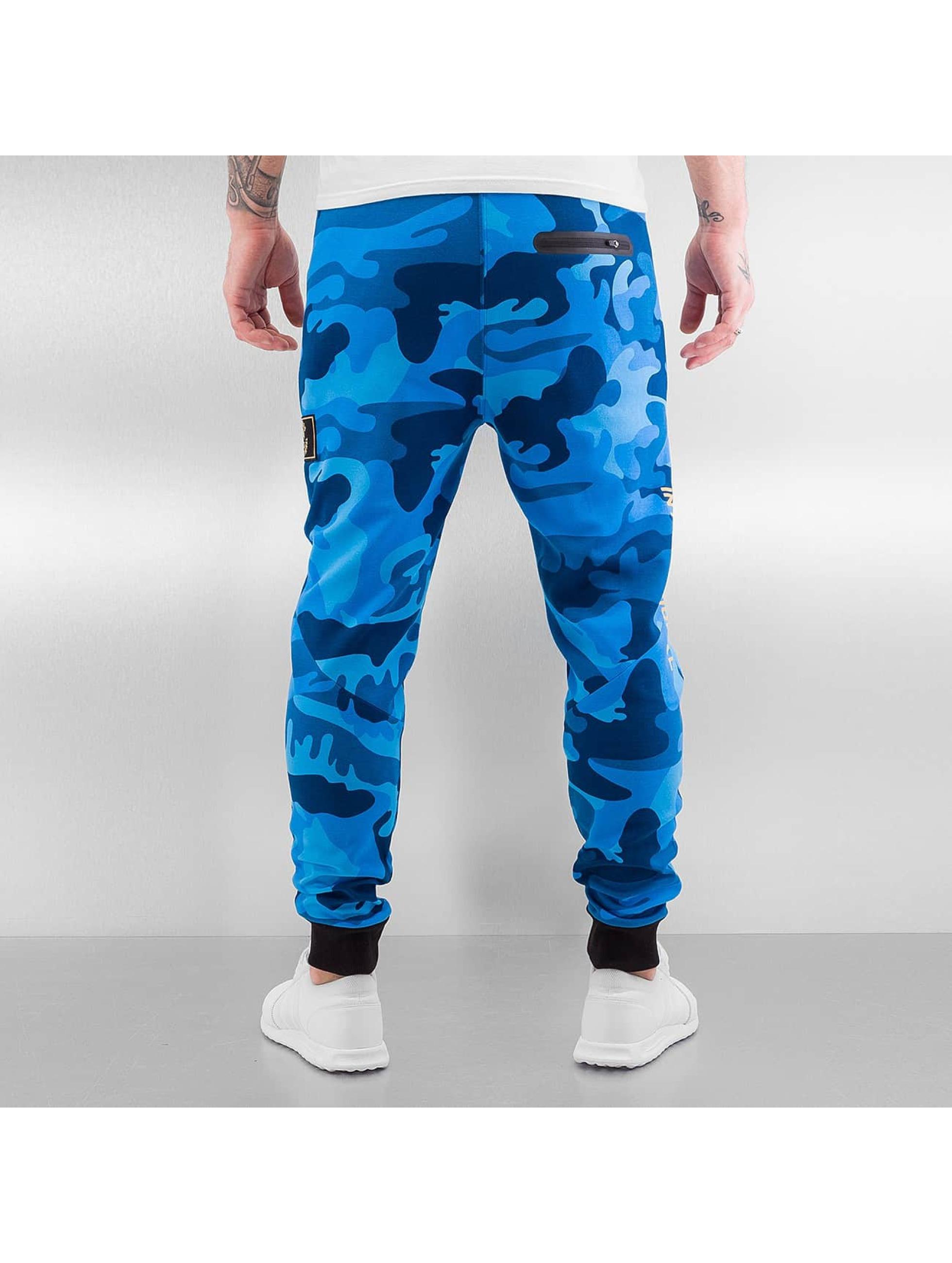 CHABOS IIVII Sweat Pant Rasiert camouflage