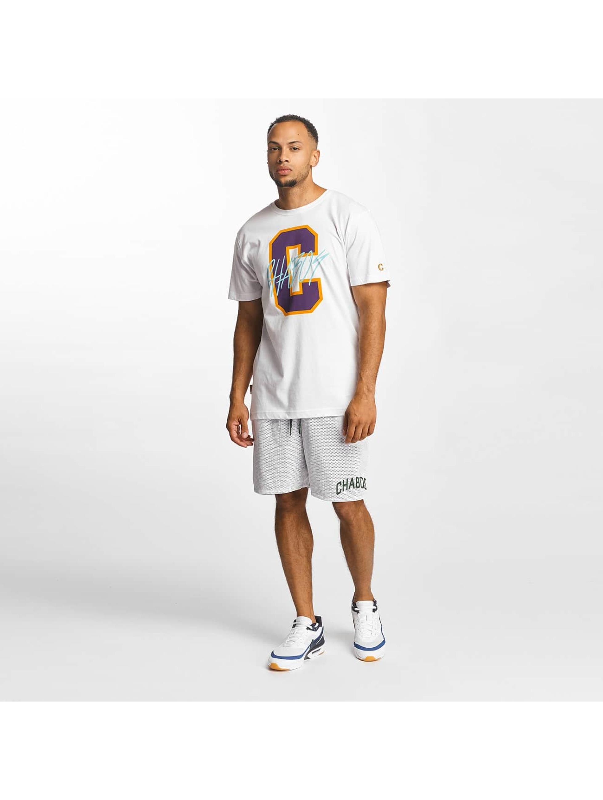 CHABOS IIVII T-paidat C valkoinen