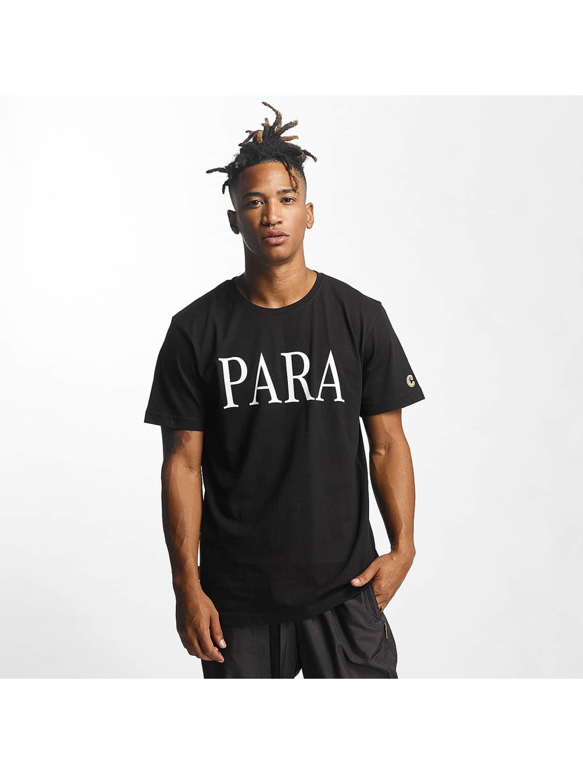 CHABOS IIVII T-Shirt Para black