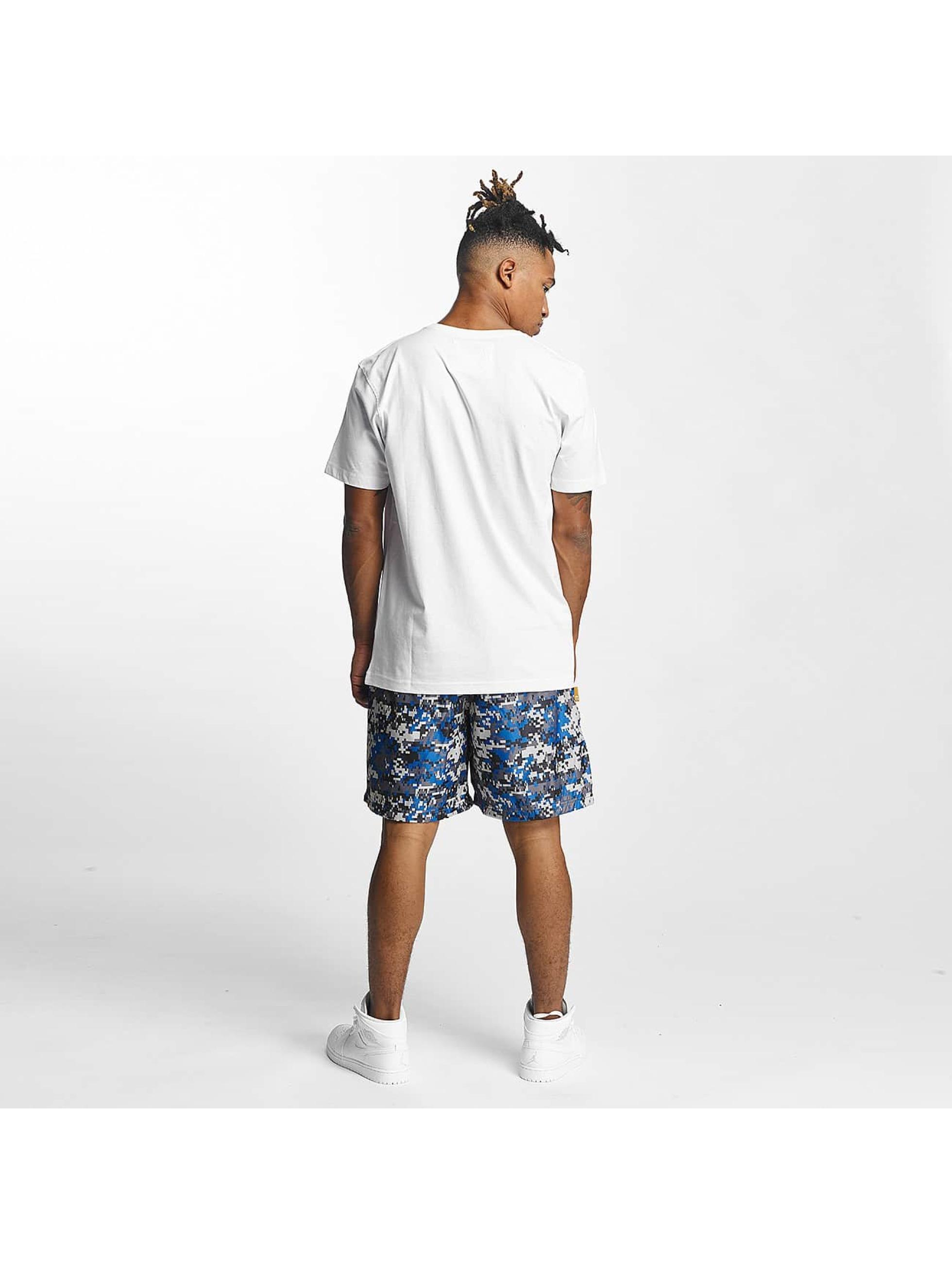 CHABOS IIVII T-Shirt Camo Palazzo blanc
