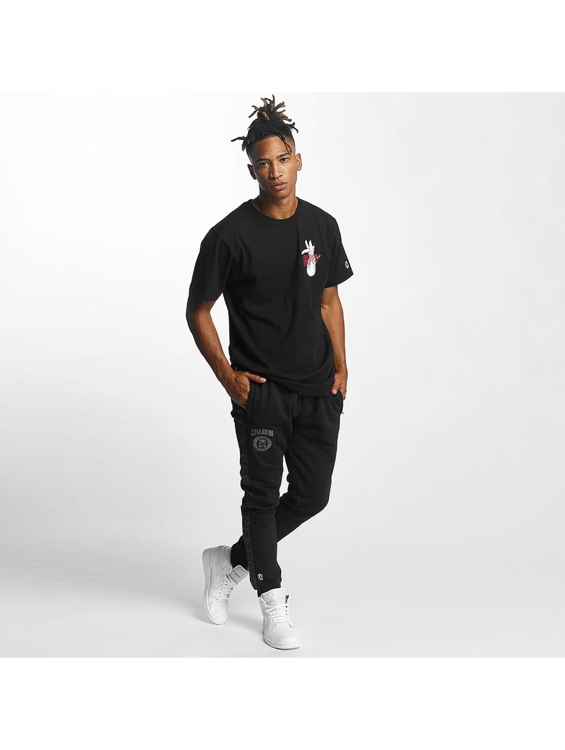 CHABOS IIVII T-Shirt Djart noir