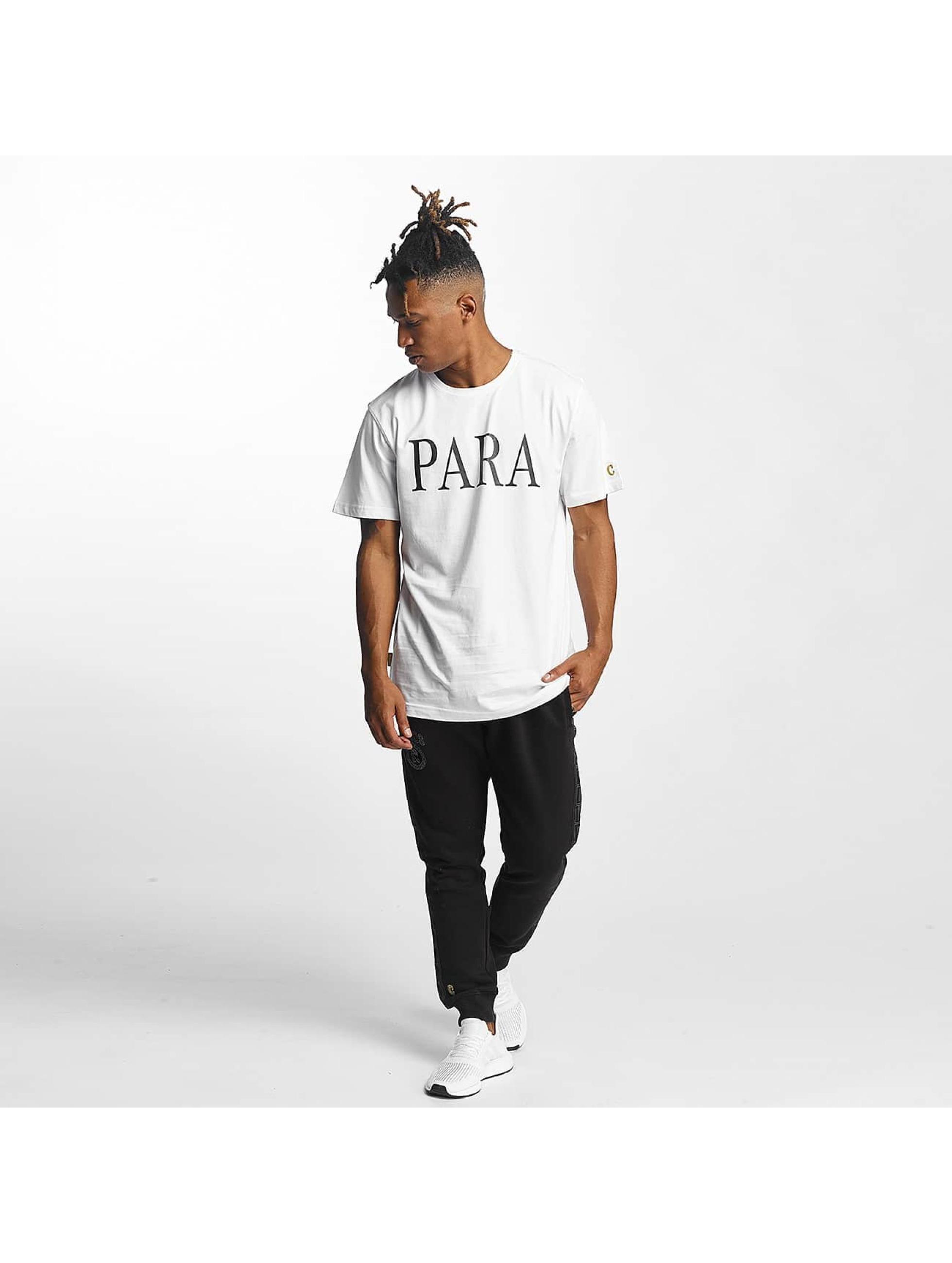 CHABOS IIVII T-Shirt Para weiß