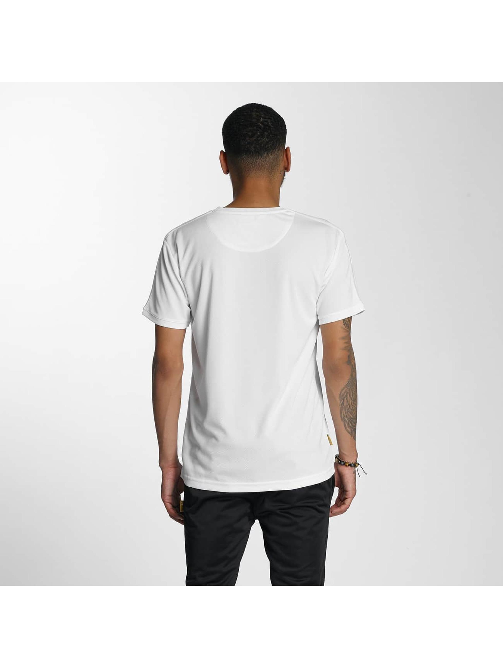 CHABOS IIVII t-shirt Bianci Soccer wit
