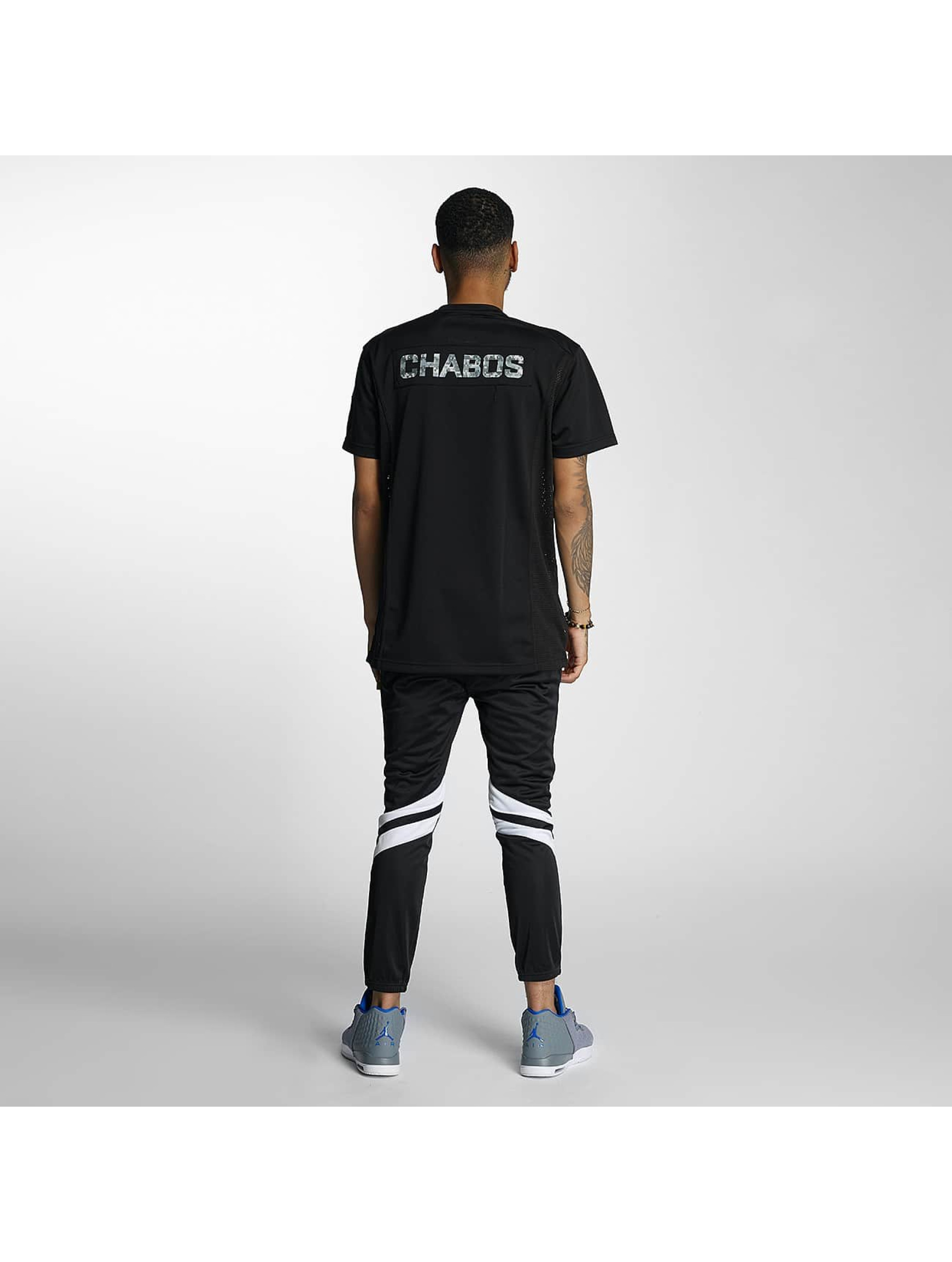 CHABOS IIVII T-Shirty Football Jersey czarny