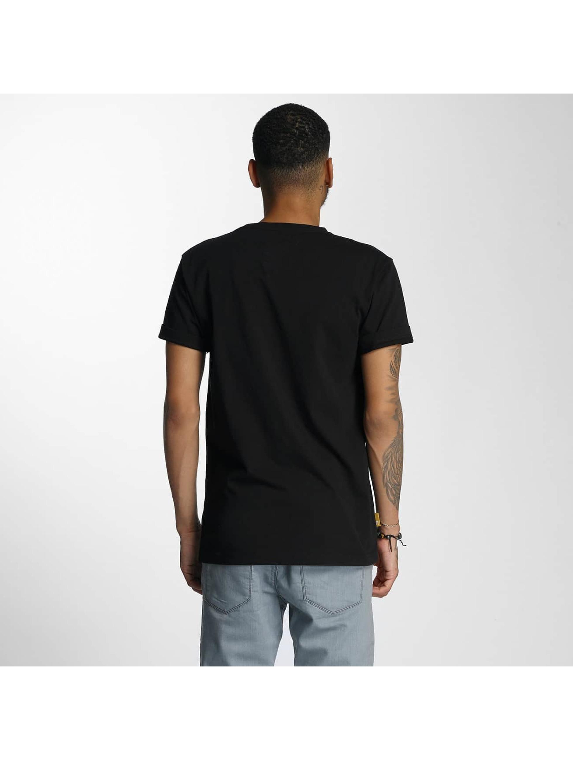 CHABOS IIVII T-Shirty Omerta czarny