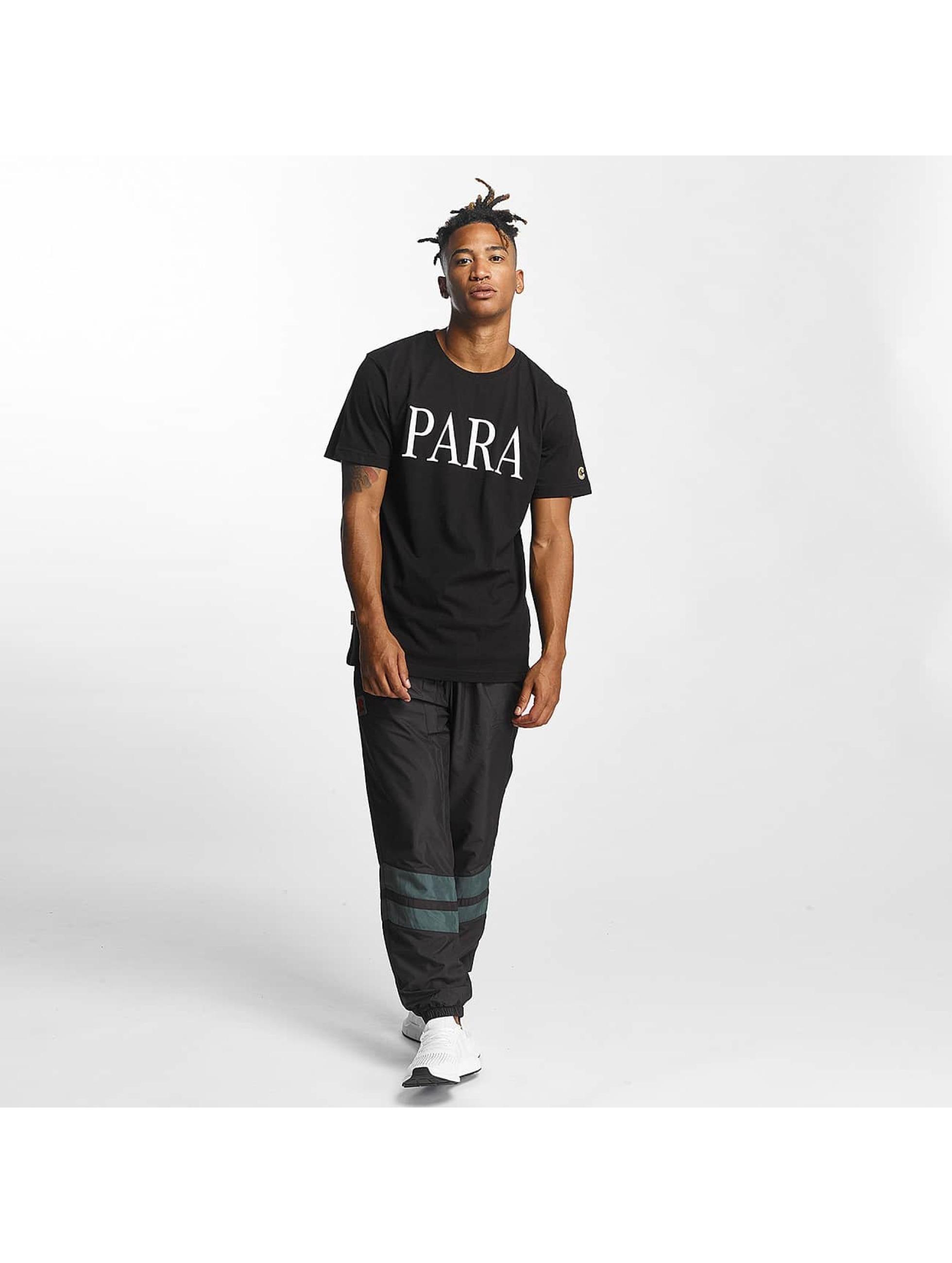 CHABOS IIVII T-Shirty Para czarny