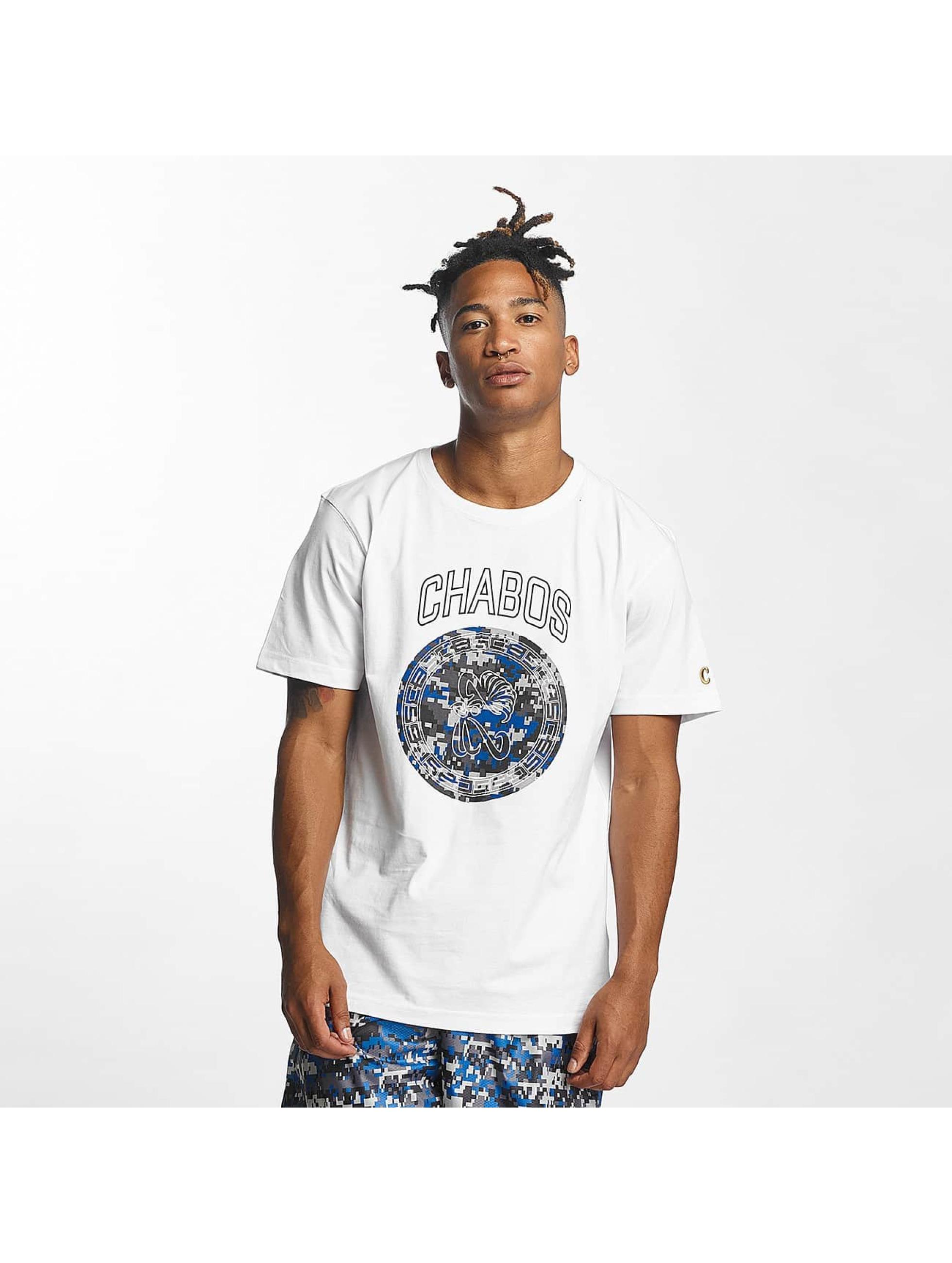 CHABOS IIVII T-skjorter Camo Palazzo hvit