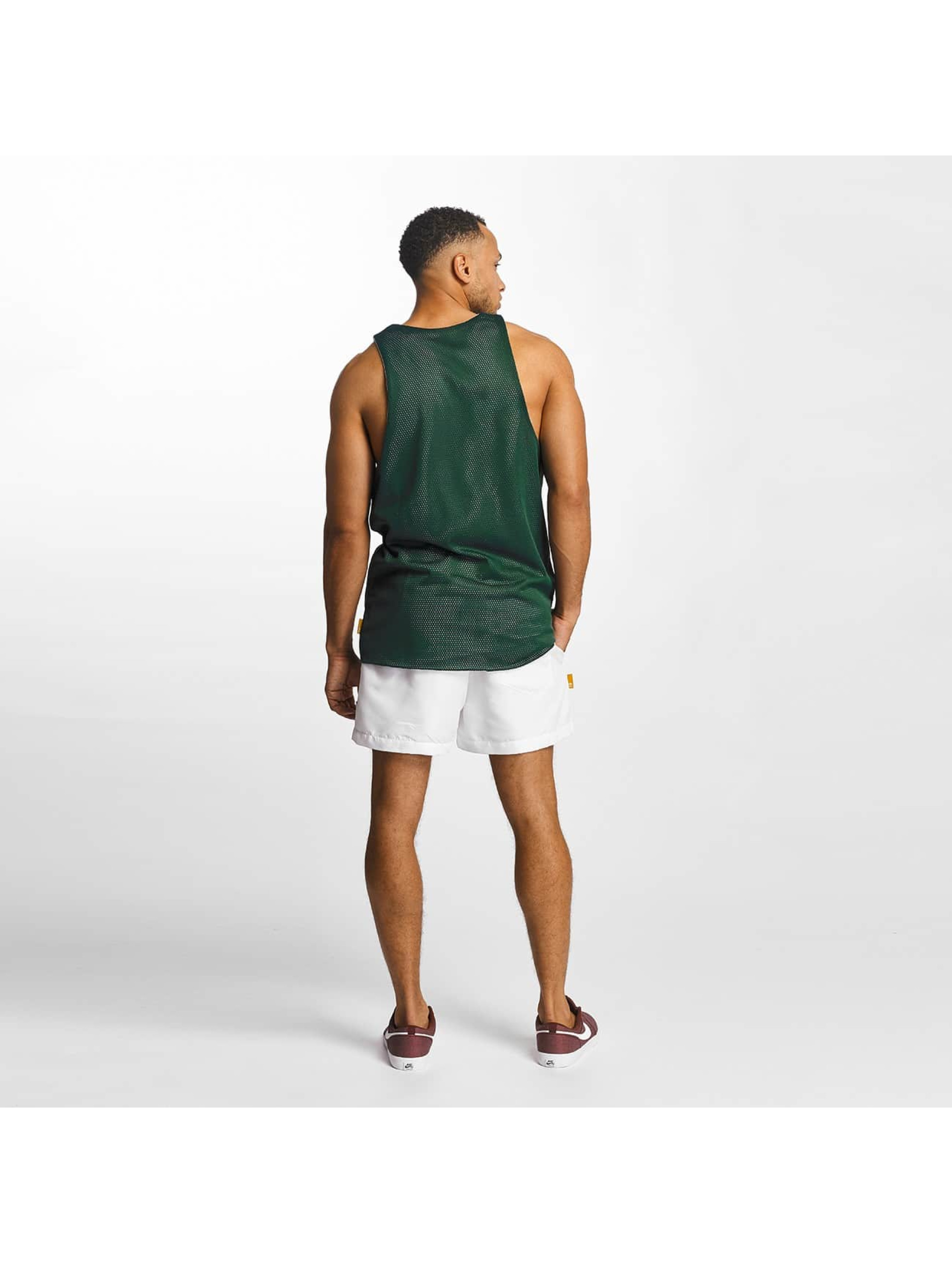 CHABOS IIVII Tanktop Reversible Mesh Jersey groen