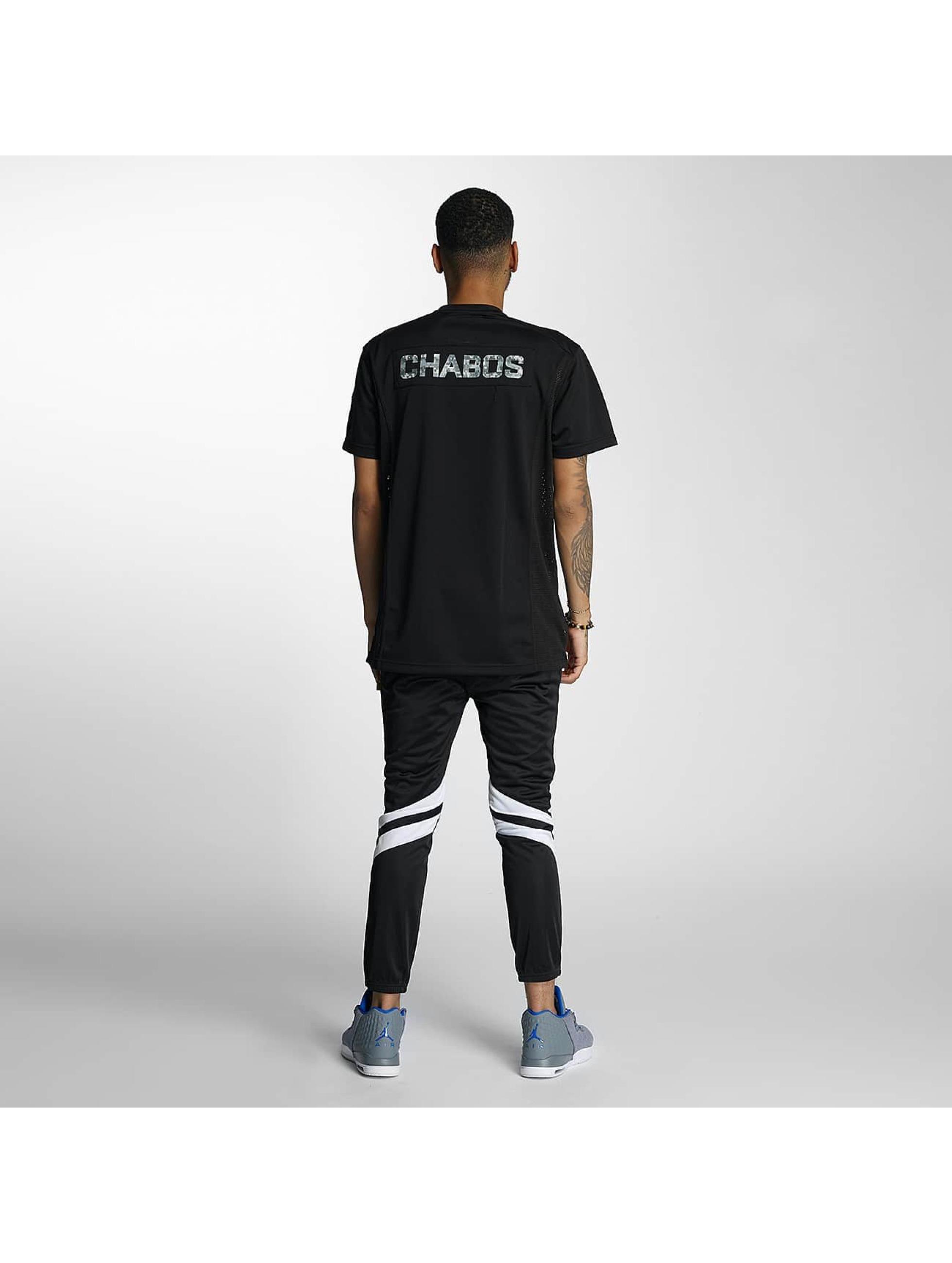 CHABOS IIVII Tričká Football Jersey èierna