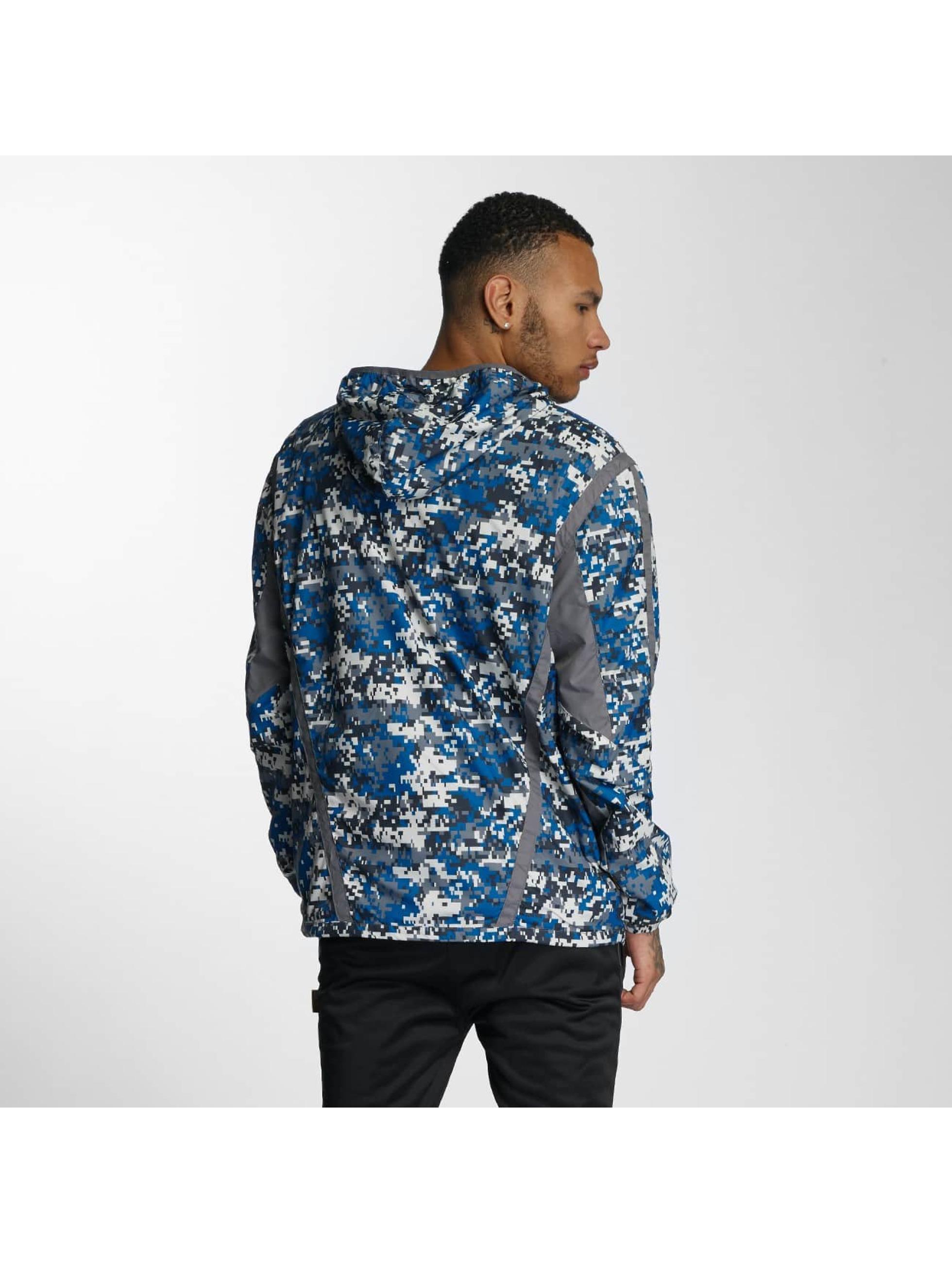 CHABOS IIVII Zomerjas Zip Hooded camouflage