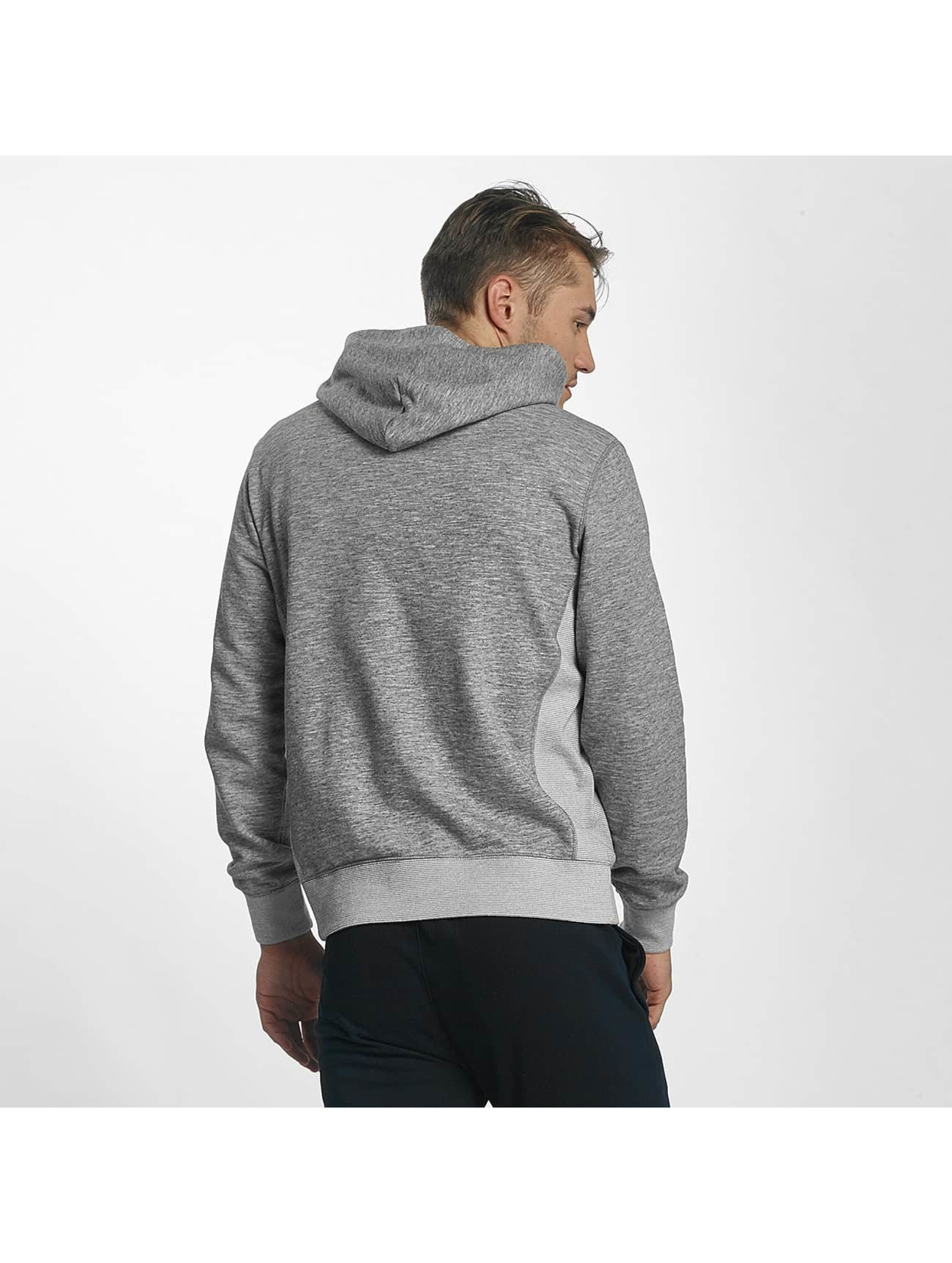 Champion Athletics Hoodie New York grey